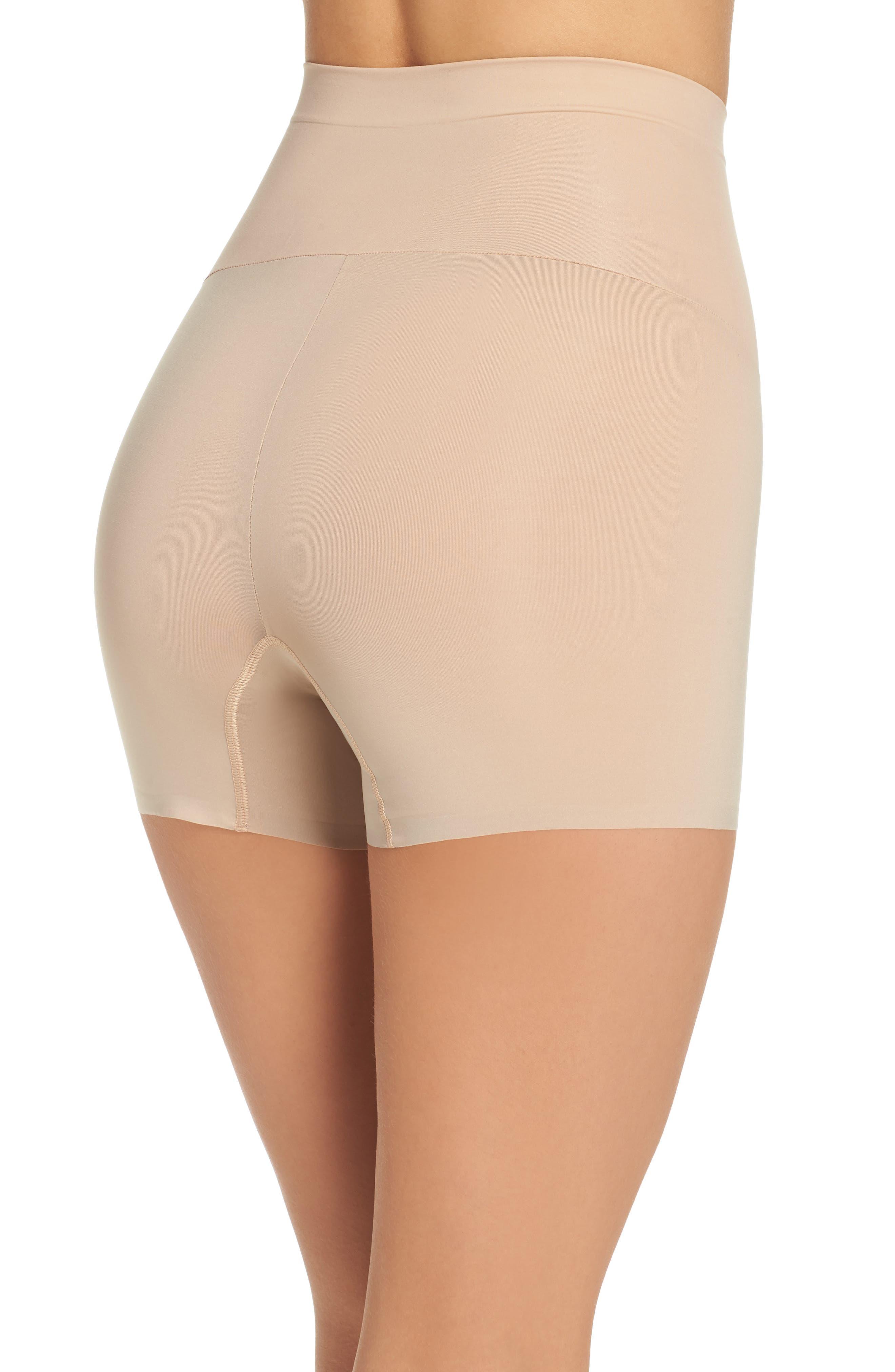 Alternate Image 2  - SPANX® Shape My Day Girl Shorts