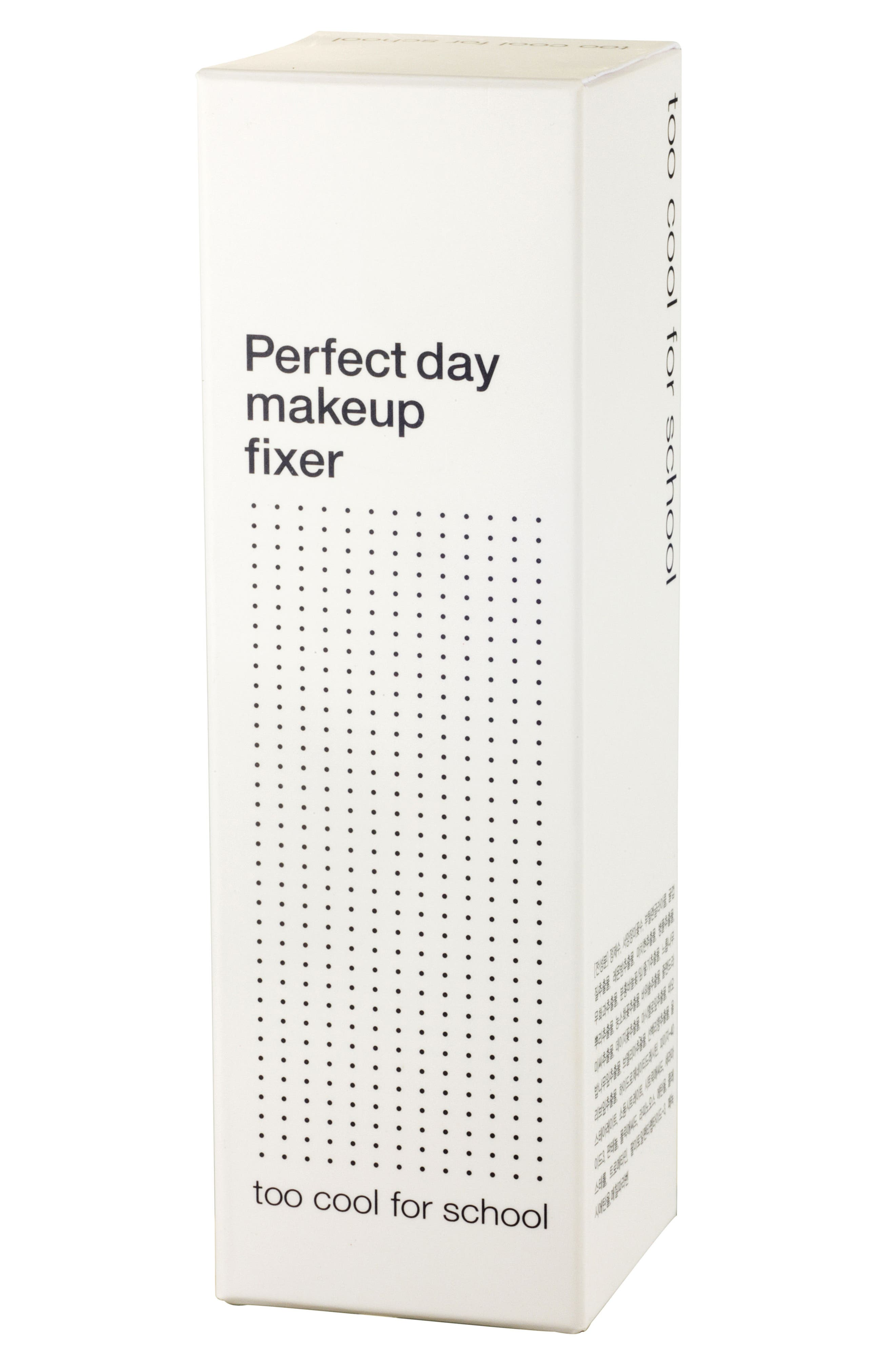 Alternate Image 4  - Too Cool for School Perfect Day Makeup Fixer Spray Facial Mist