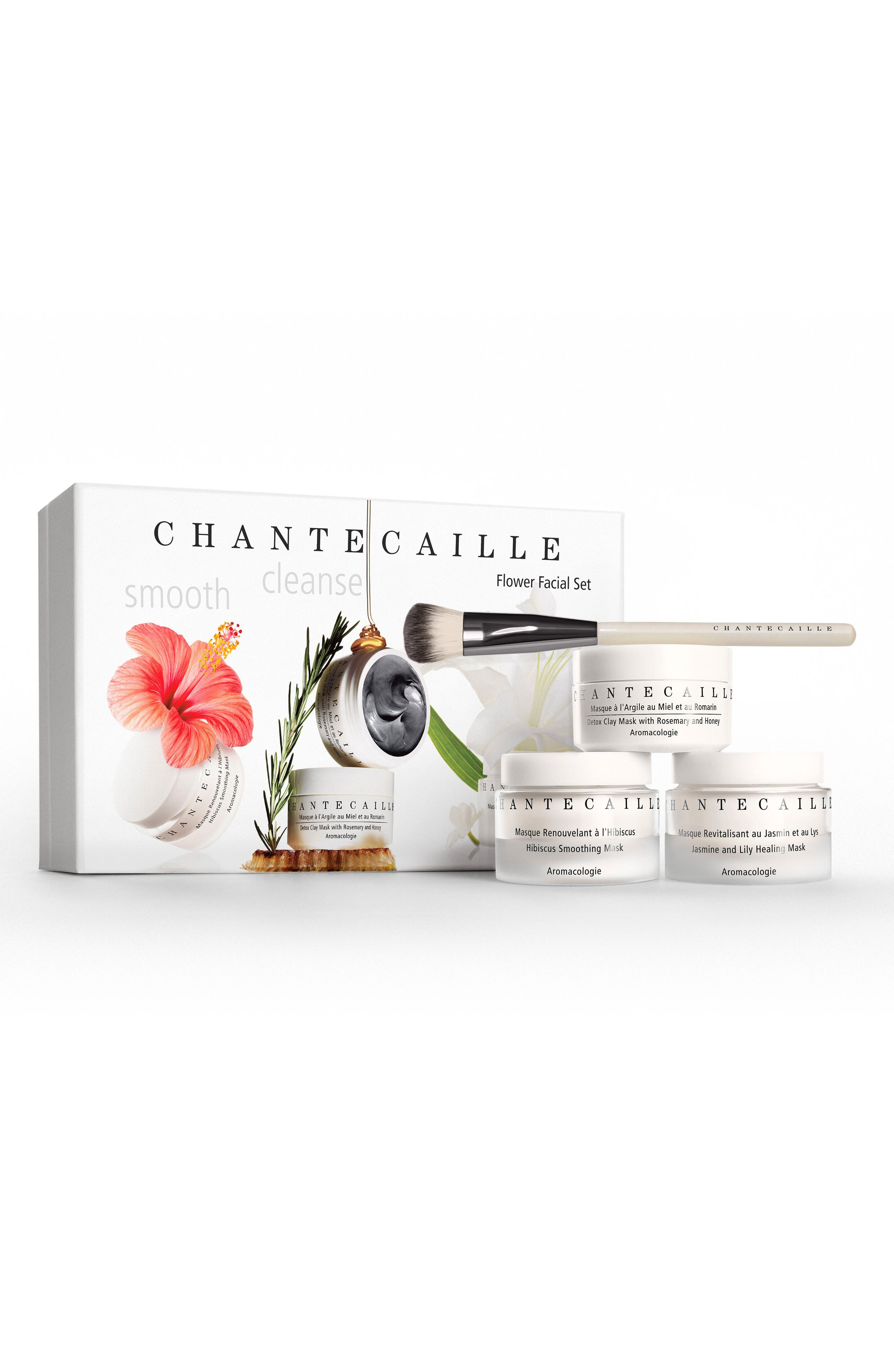 Chantecaille Flower Facial Set (Limited Edition)
