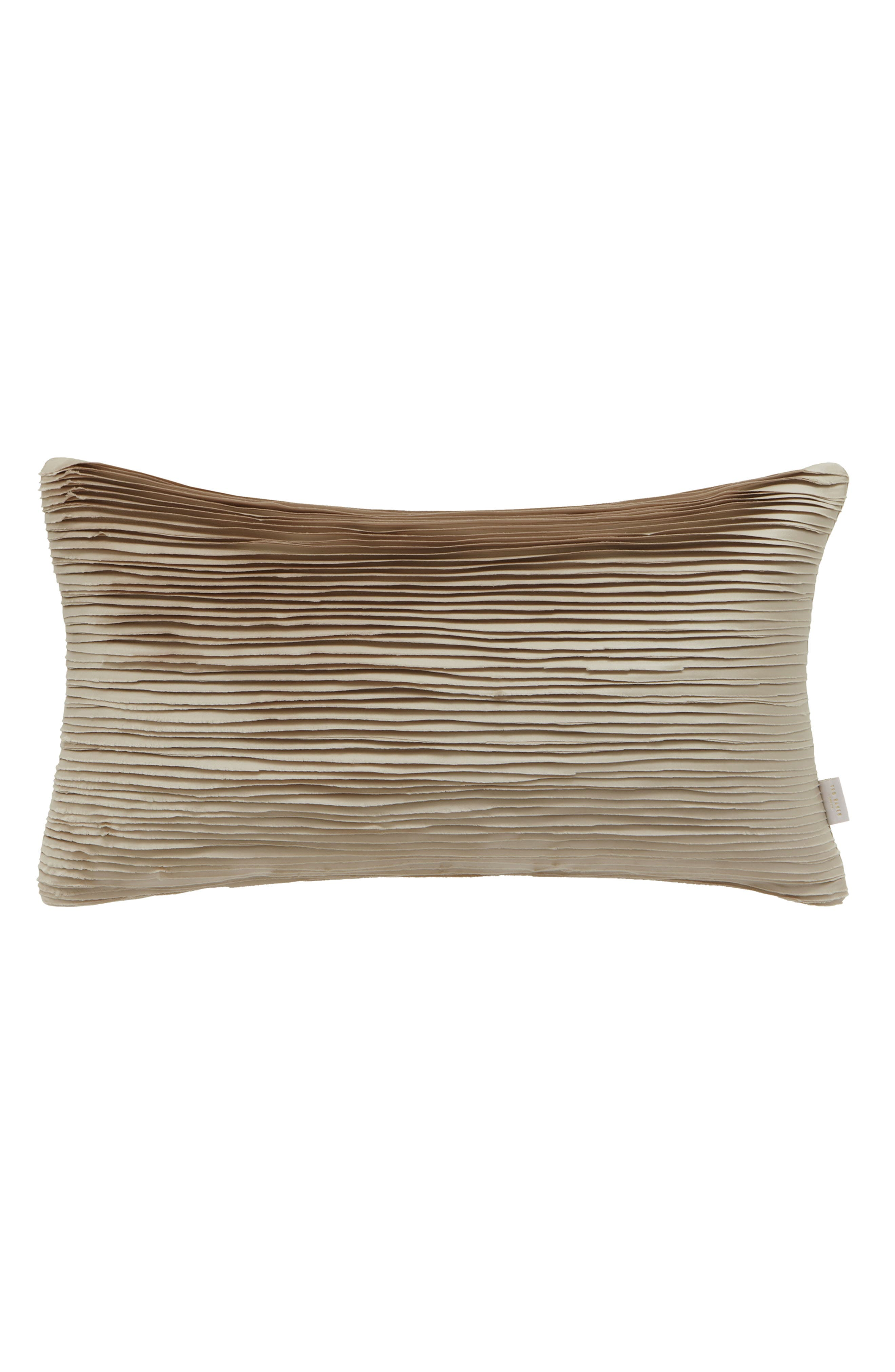 Main Image - Ted Baker London Frayed Accent Pillow