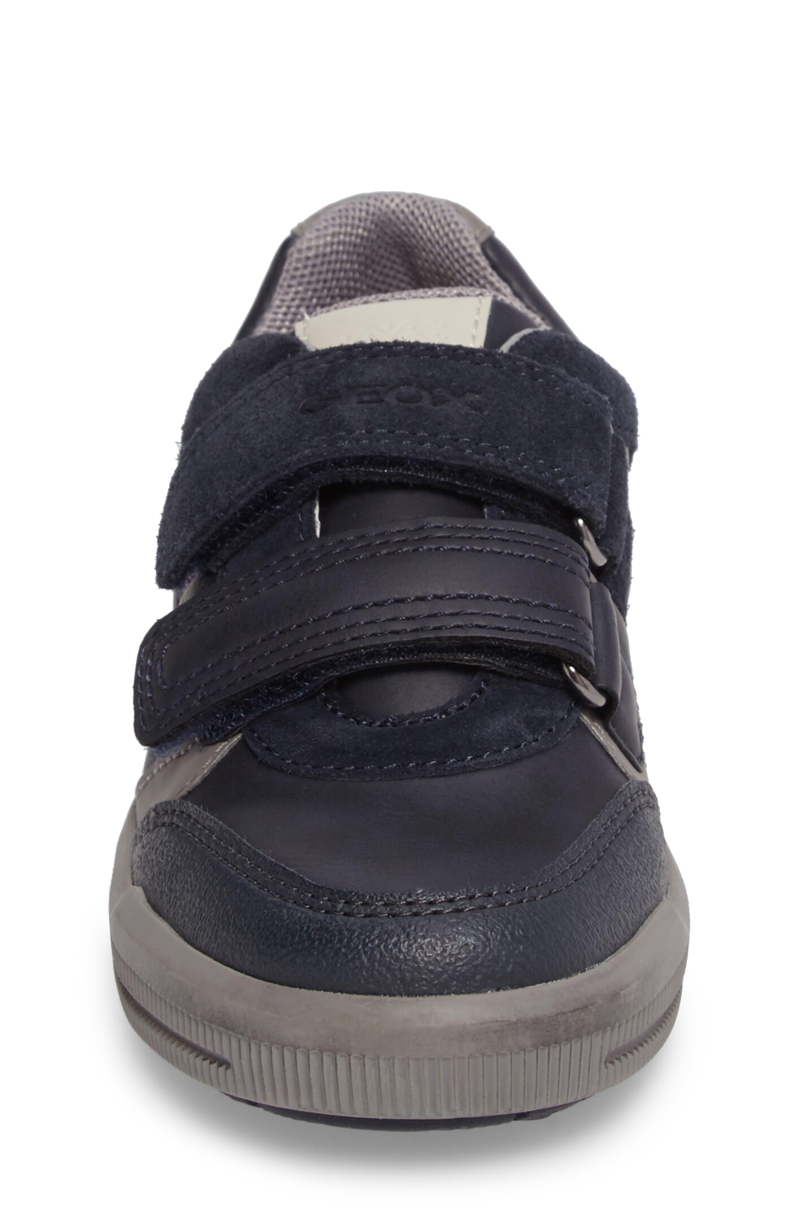 Alternate Image 4  - Geox Jr Arzach Sneaker (Toddler, Little Kid & Big Kid)