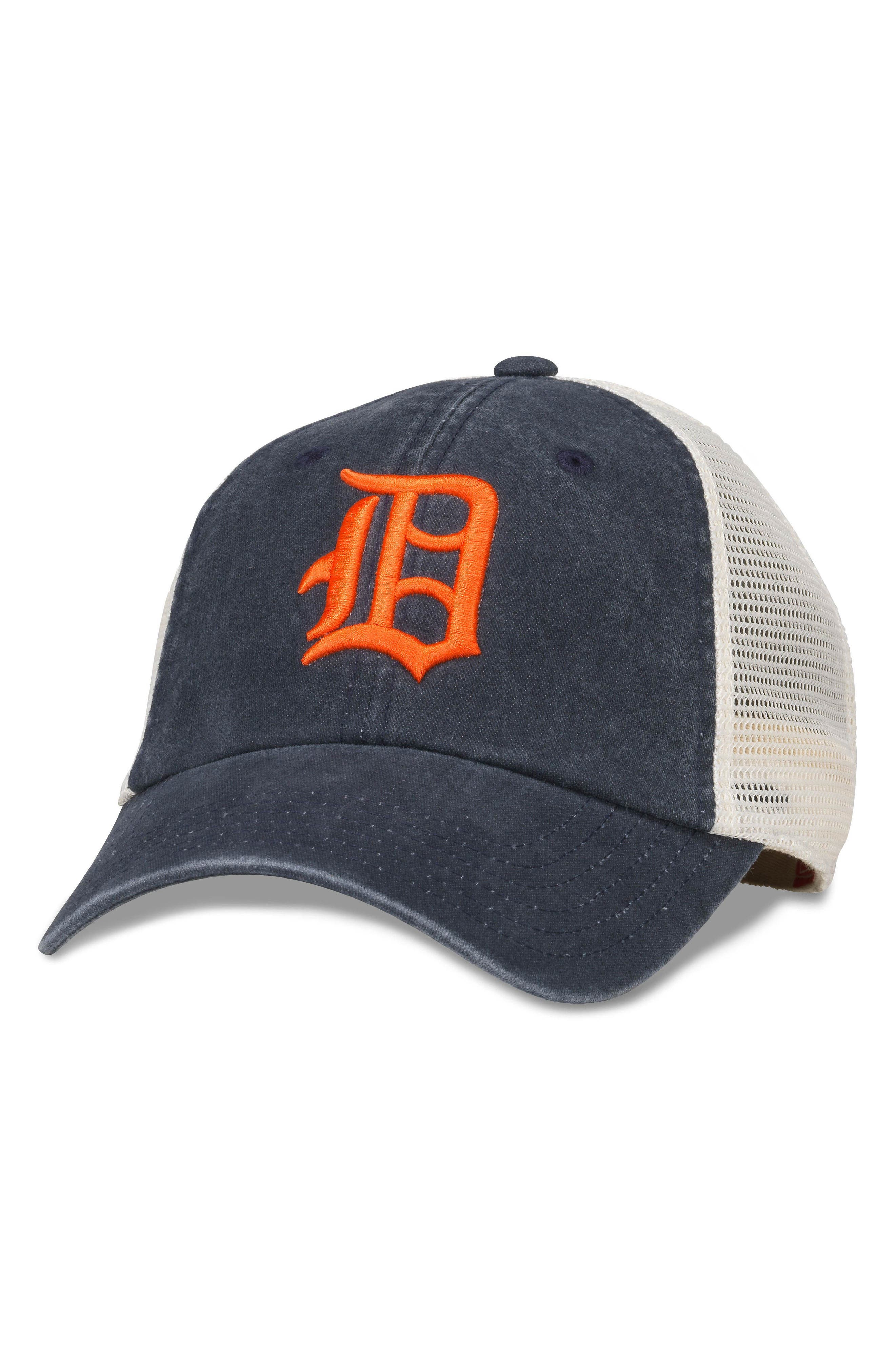 Alternate Image 1 Selected - American Needle New School MLB Trucker Hat