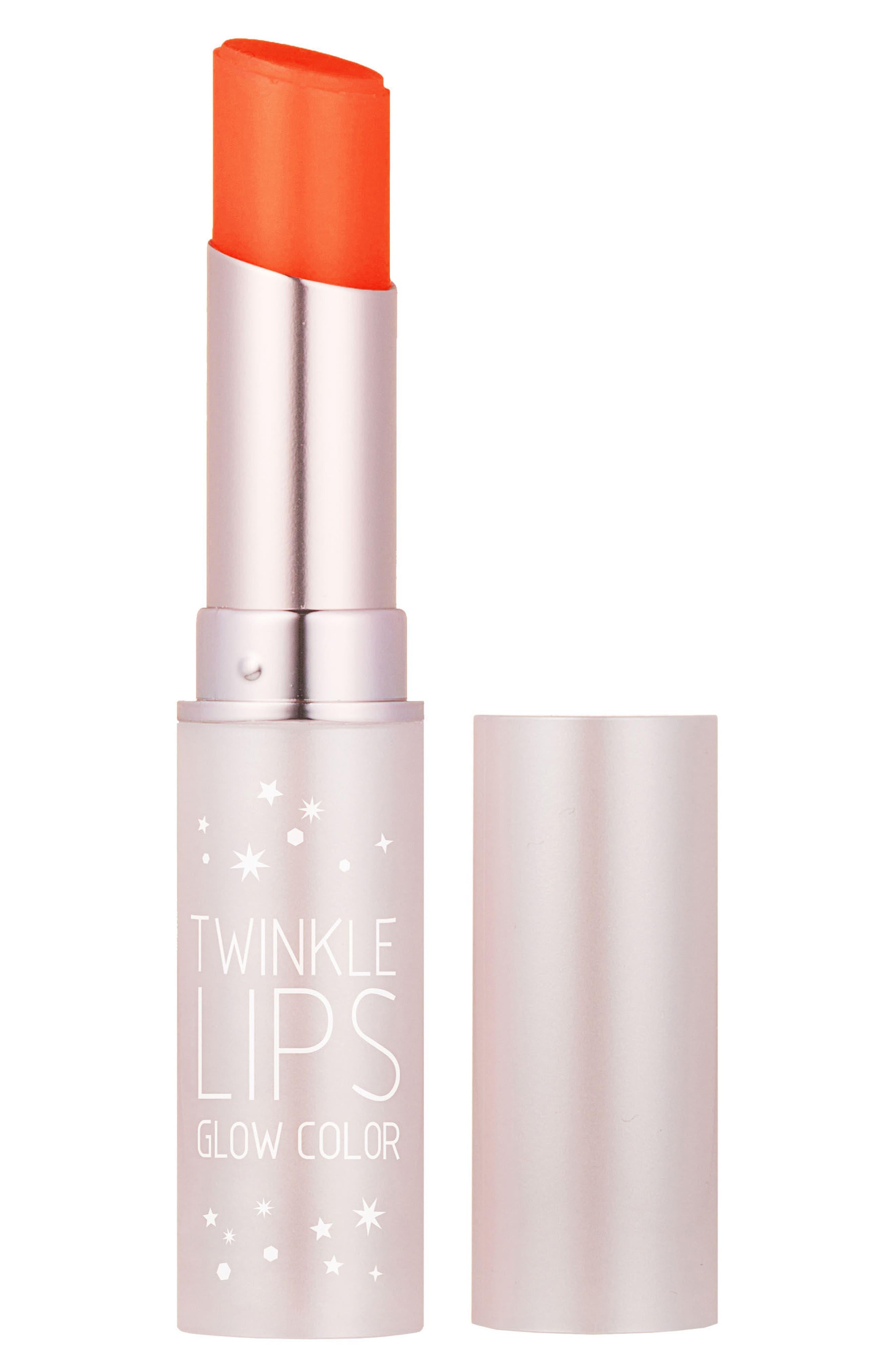 IPKN Twinkle Lips Matte Lipstick - Matt Tangerine