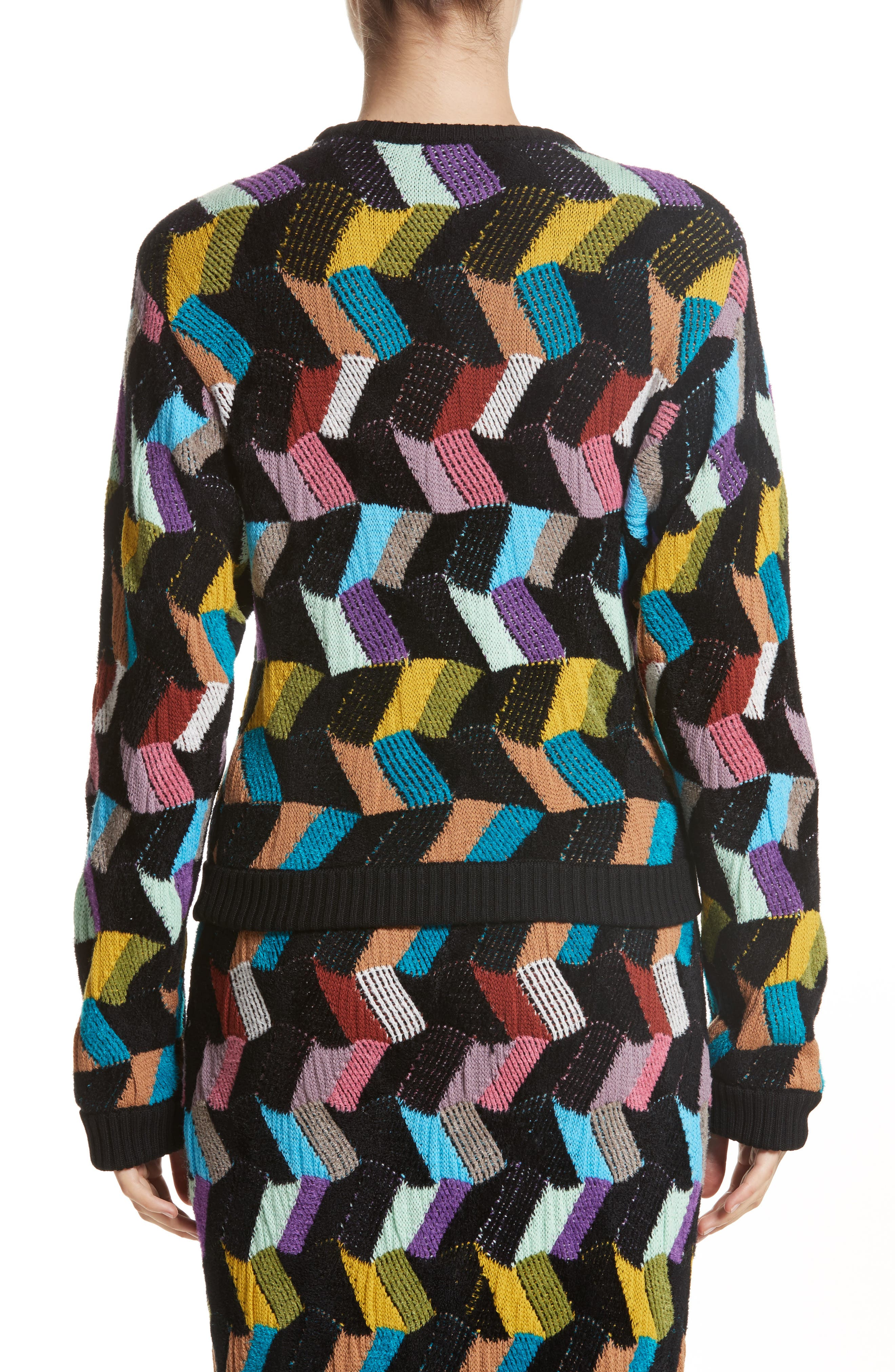 Alternate Image 2  - Missoni Jacquard Sweater