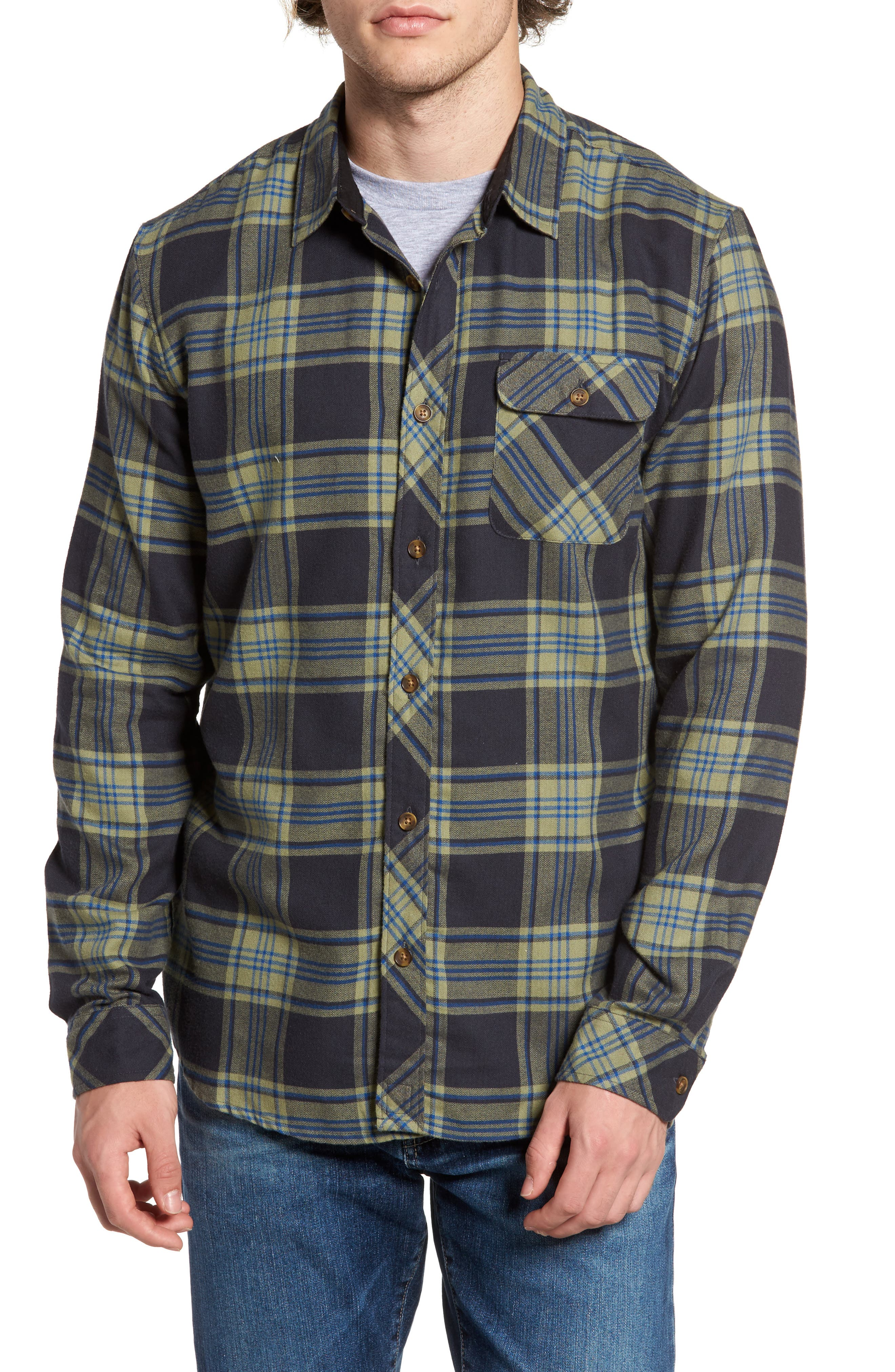ONEILL Watt Flannel Shirt