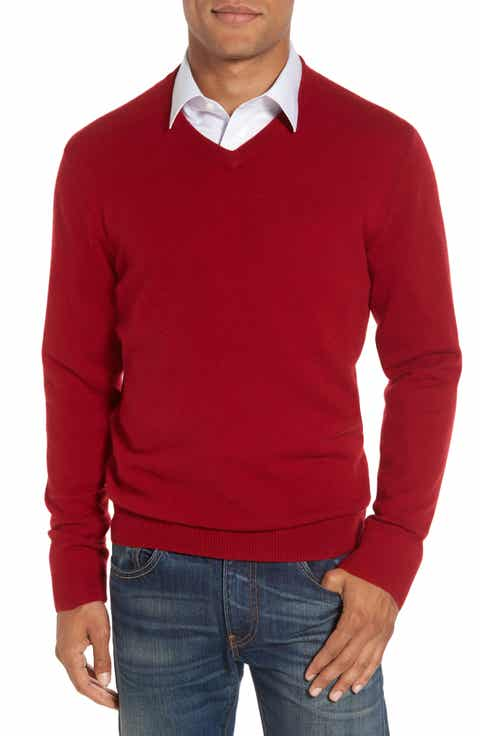 Red sweater | Nordstrom