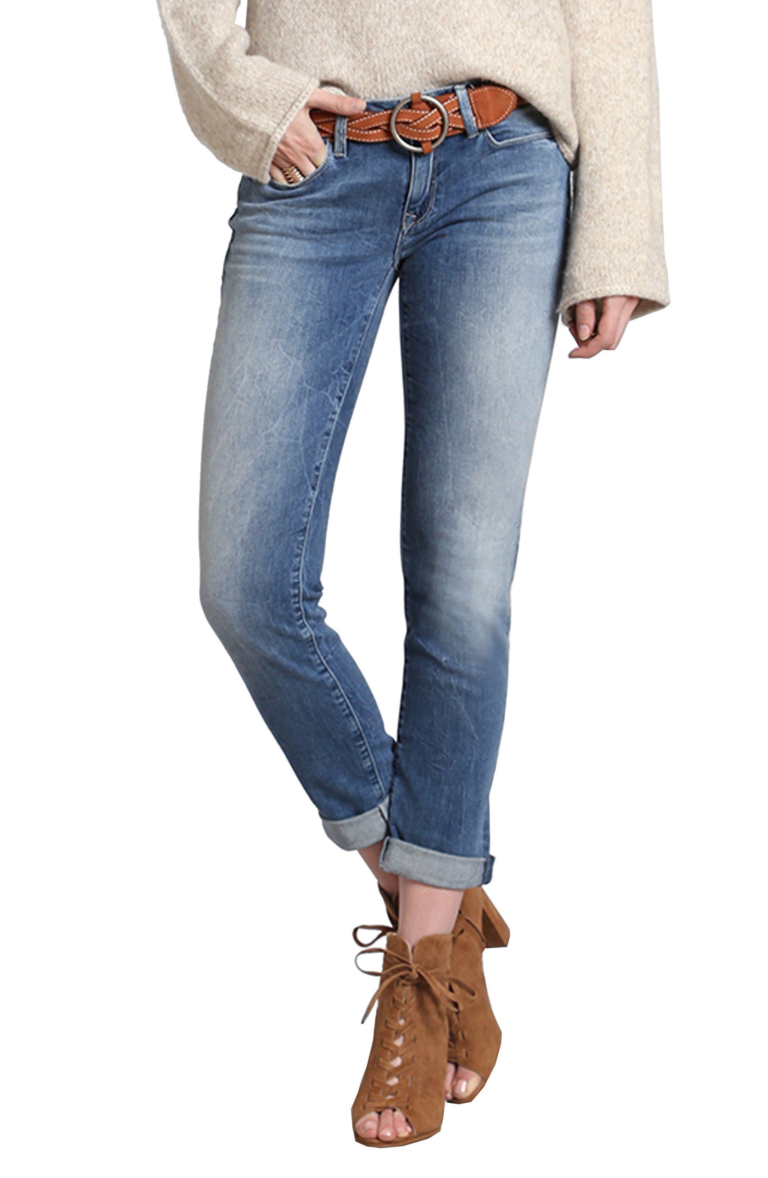 MAVI JEANS Emma Boyfriend Slim Jeans