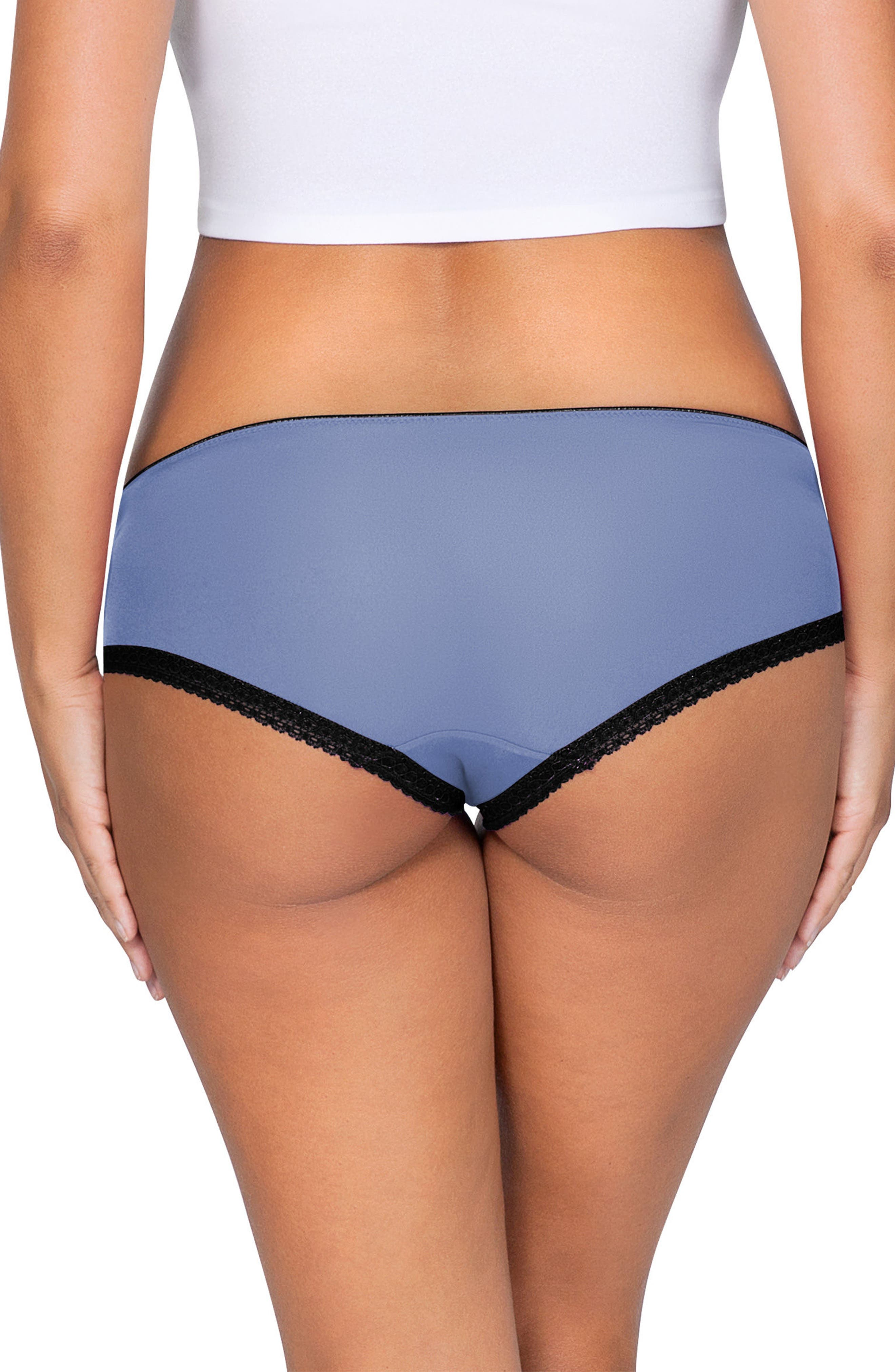 Alternate Image 2  - Parfait Cheeky Hipster Briefs (3 for $33)