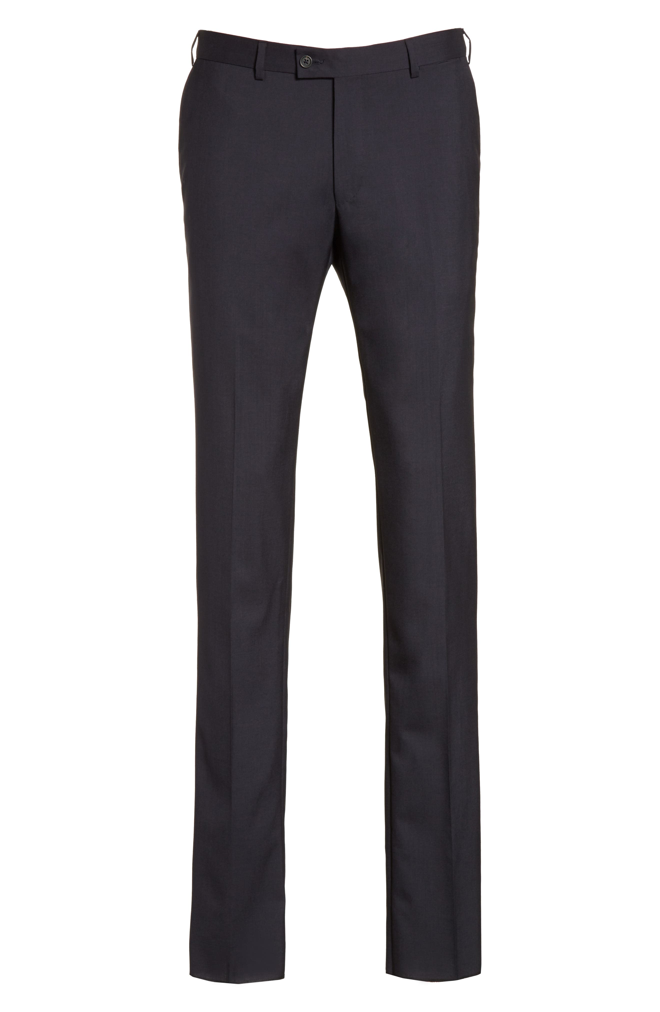 Alternate Image 6  - Lanvin Tropical Wool Suit Trousers