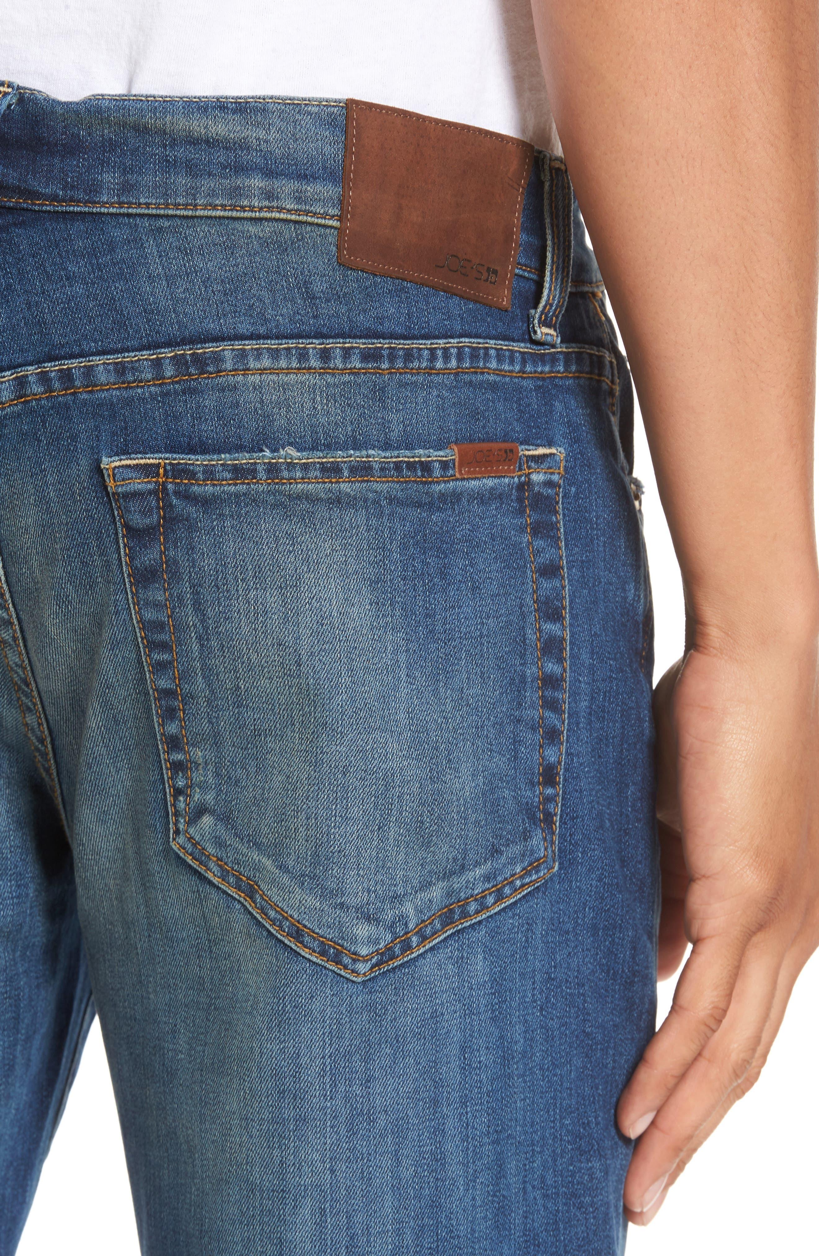 Alternate Image 4  - Joe's Slim Fit Jeans (Dalton)