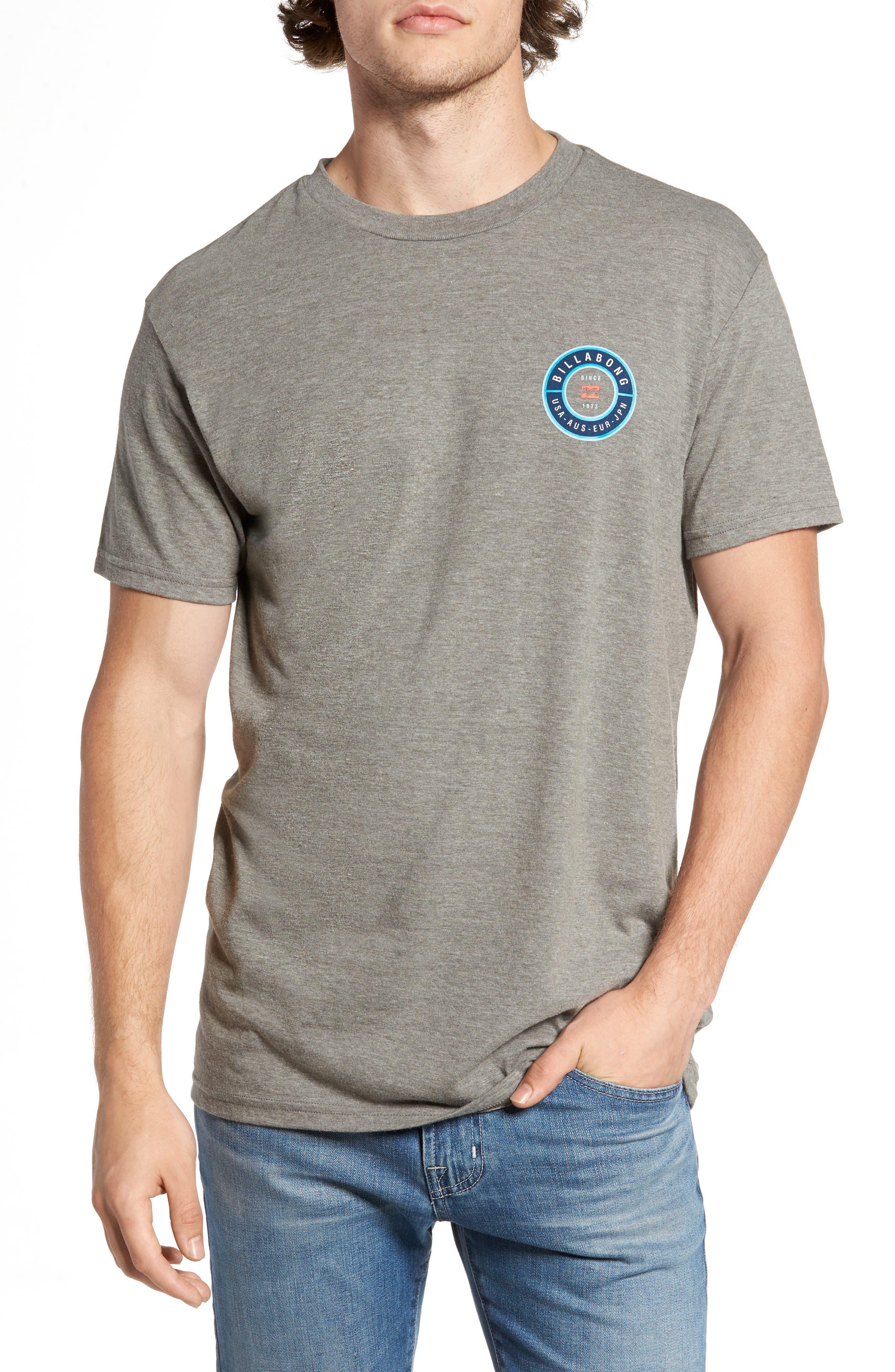 Main Image - Billabong Rotor Graphic T-Shirt
