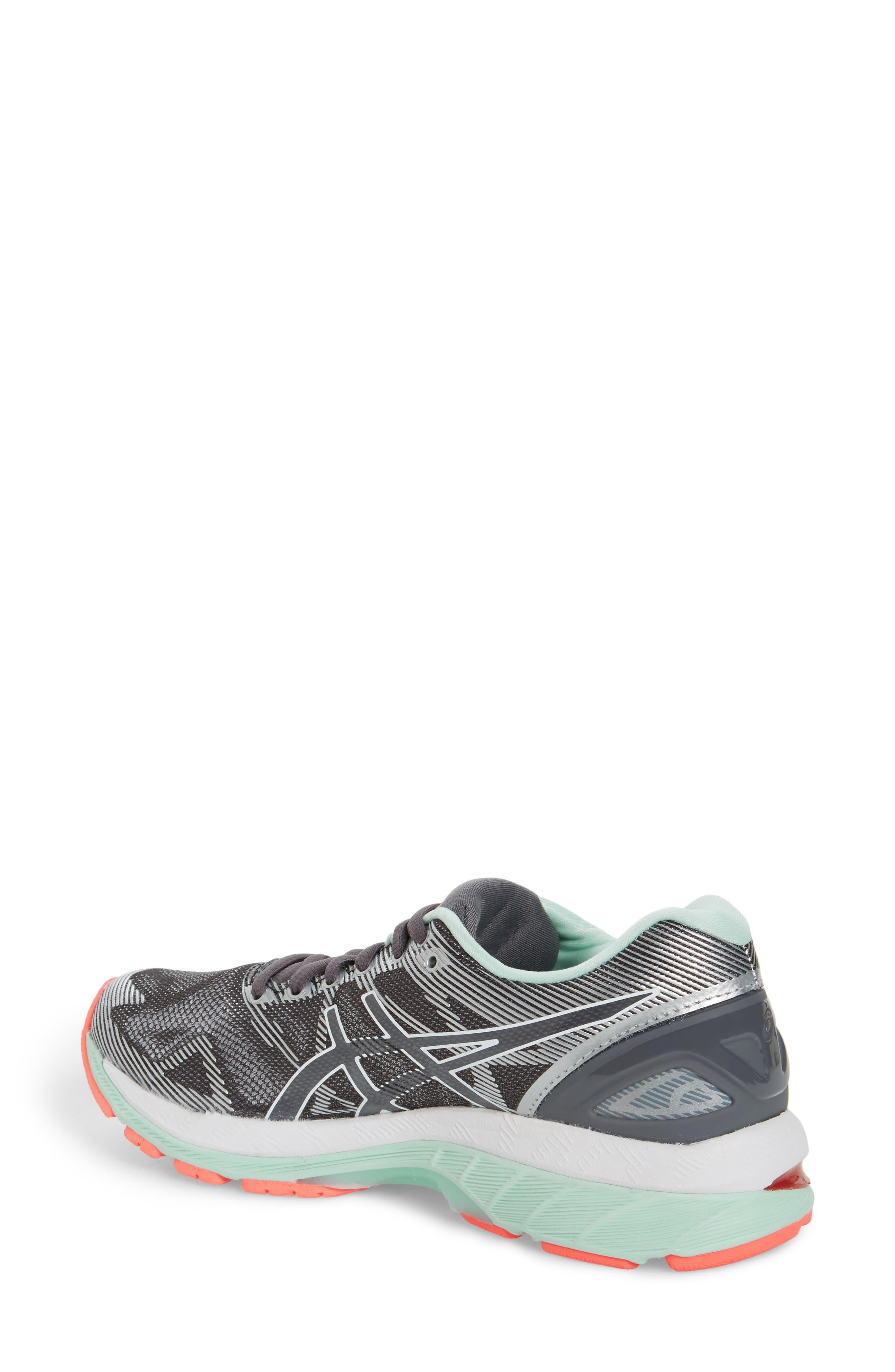 Alternate Image 4  - ASICS® GEL®-Nimbus 19 Running Shoe (Women)