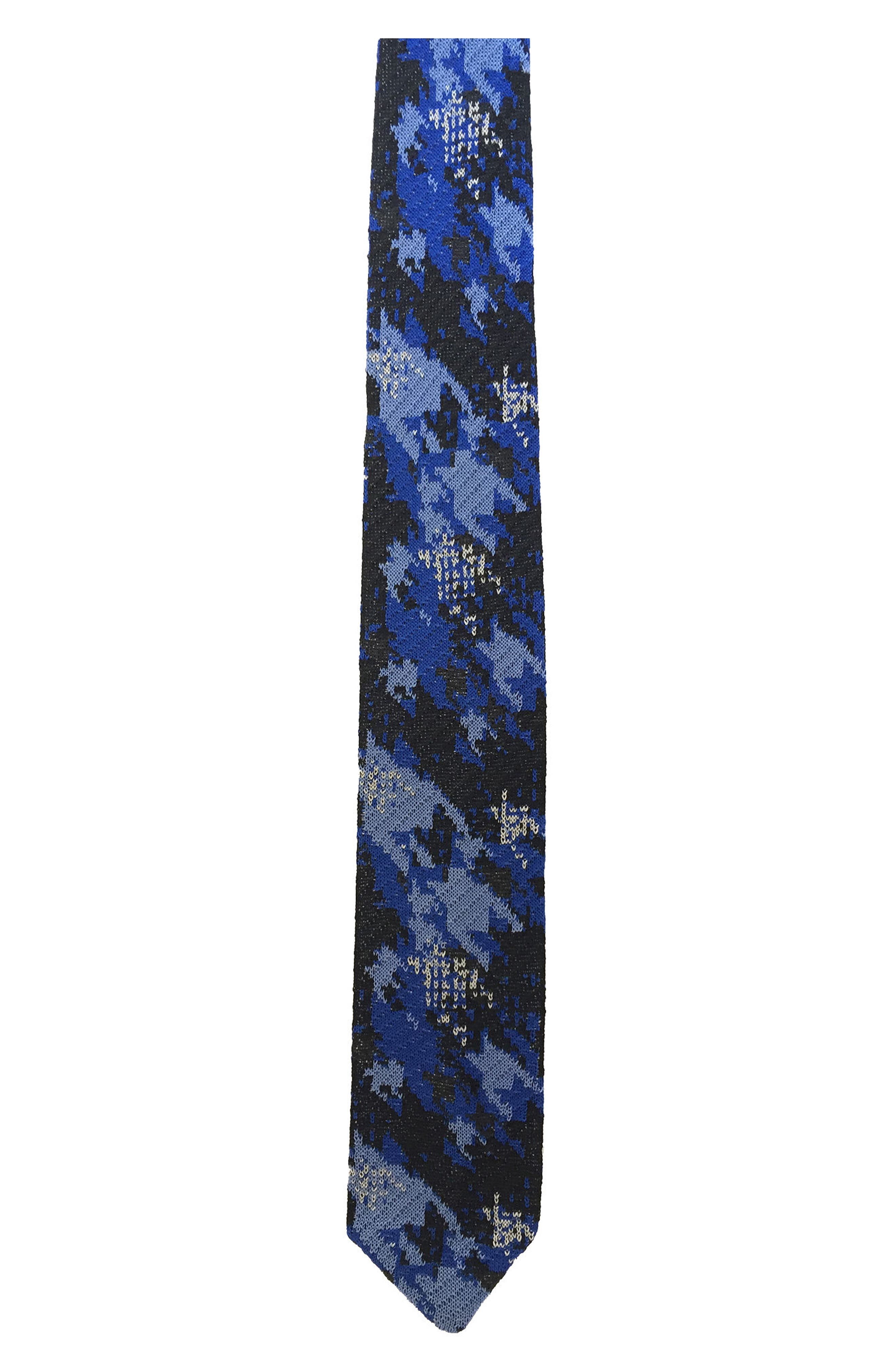Main Image - hook + ALBERT Knit Silk Tie