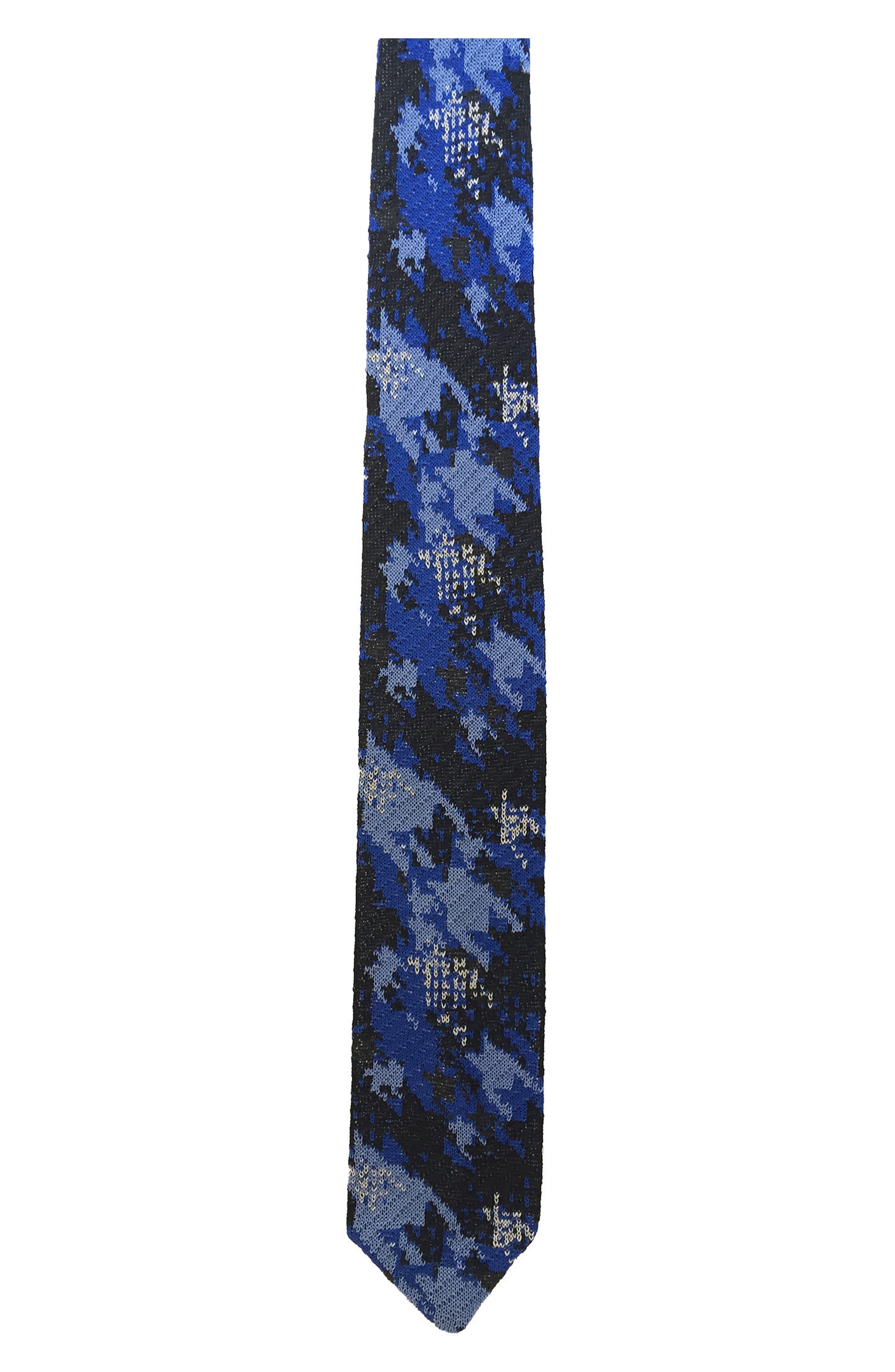 hook + ALBERT Knit Silk Tie