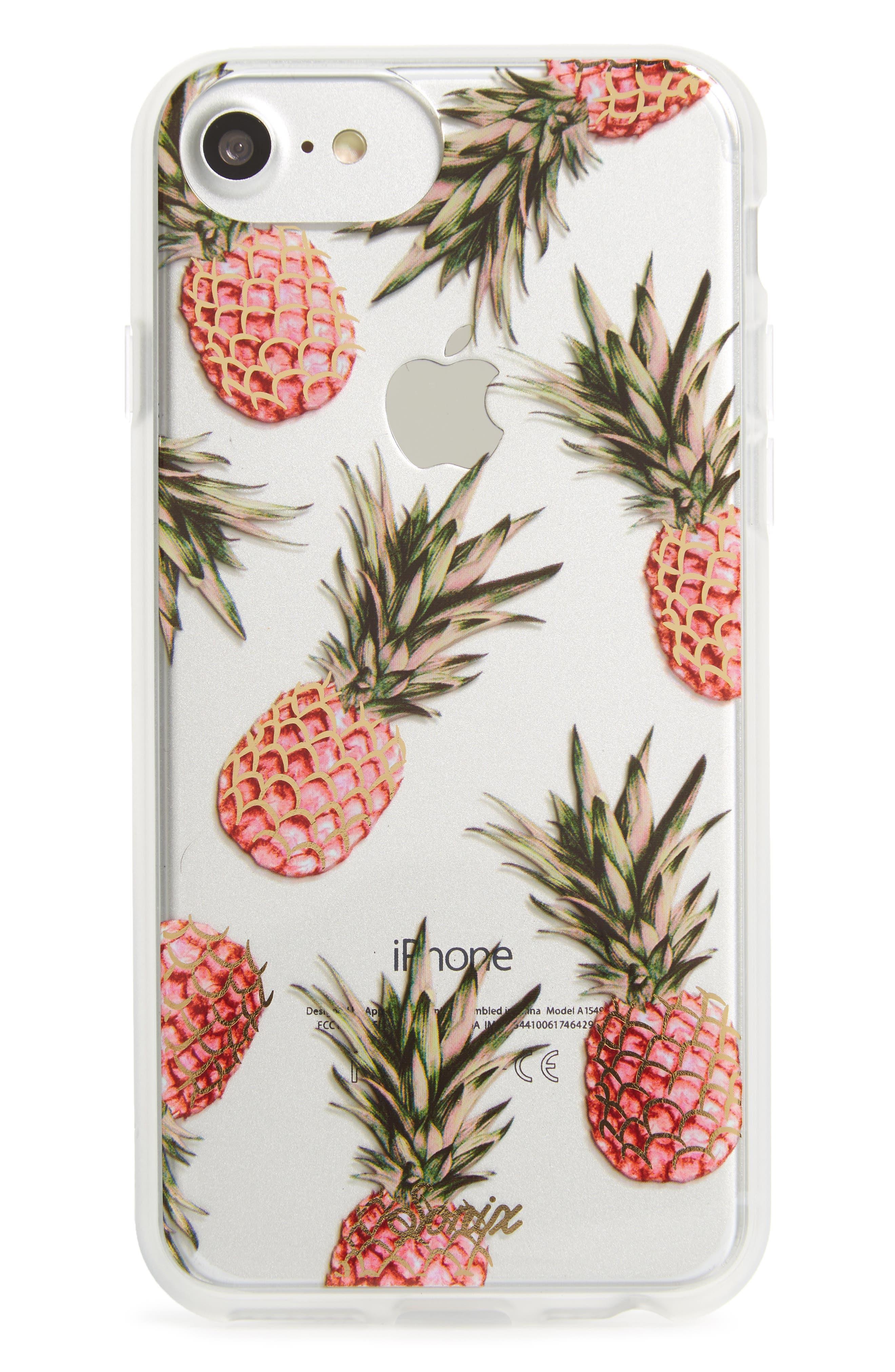 Pina Colada iPhone 6/6s/7/8 & 6/6s/7/8 Plus Case,                         Main,                         color, Multi