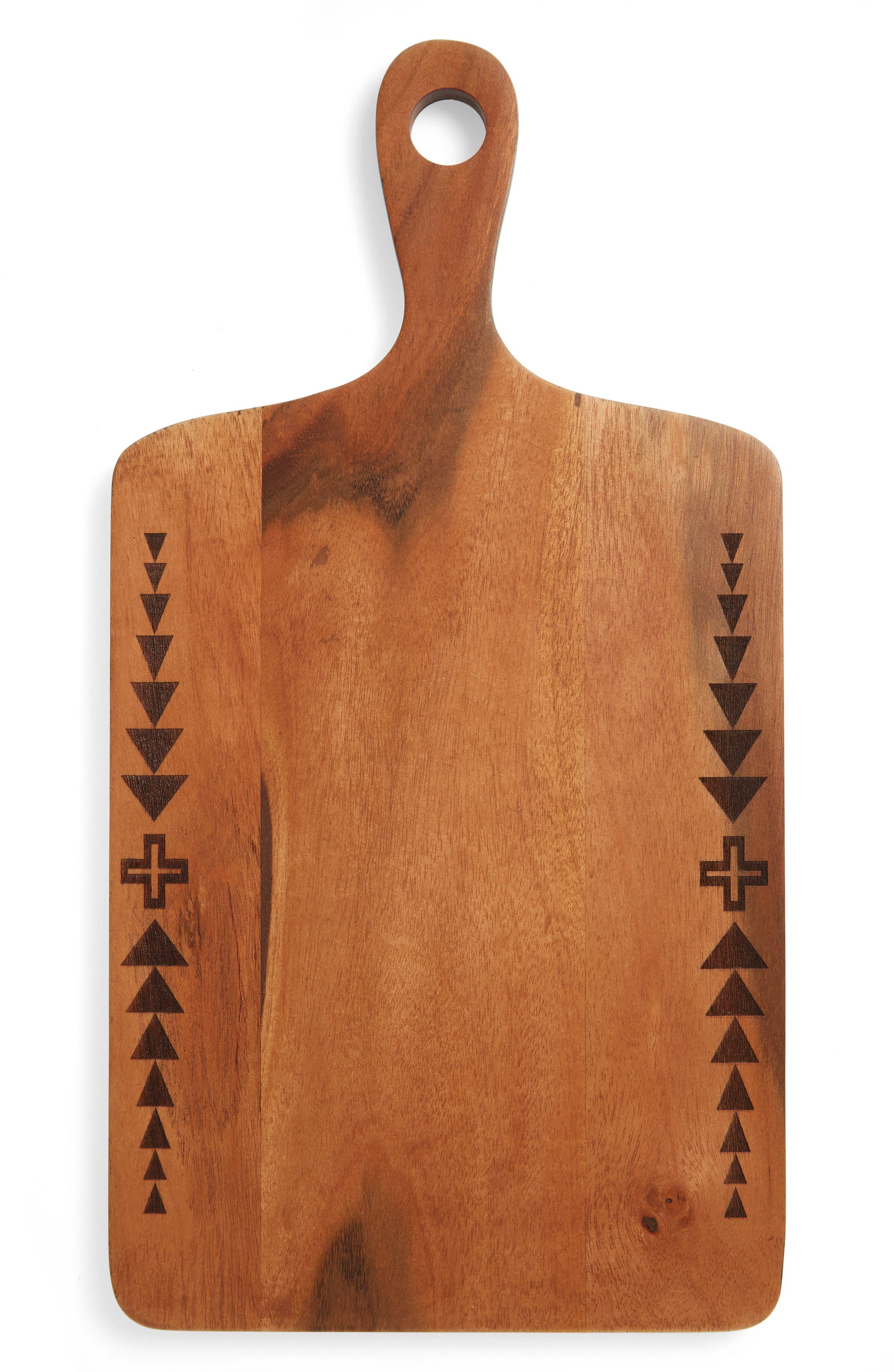 Pendleton Acacia Wood Serving Board
