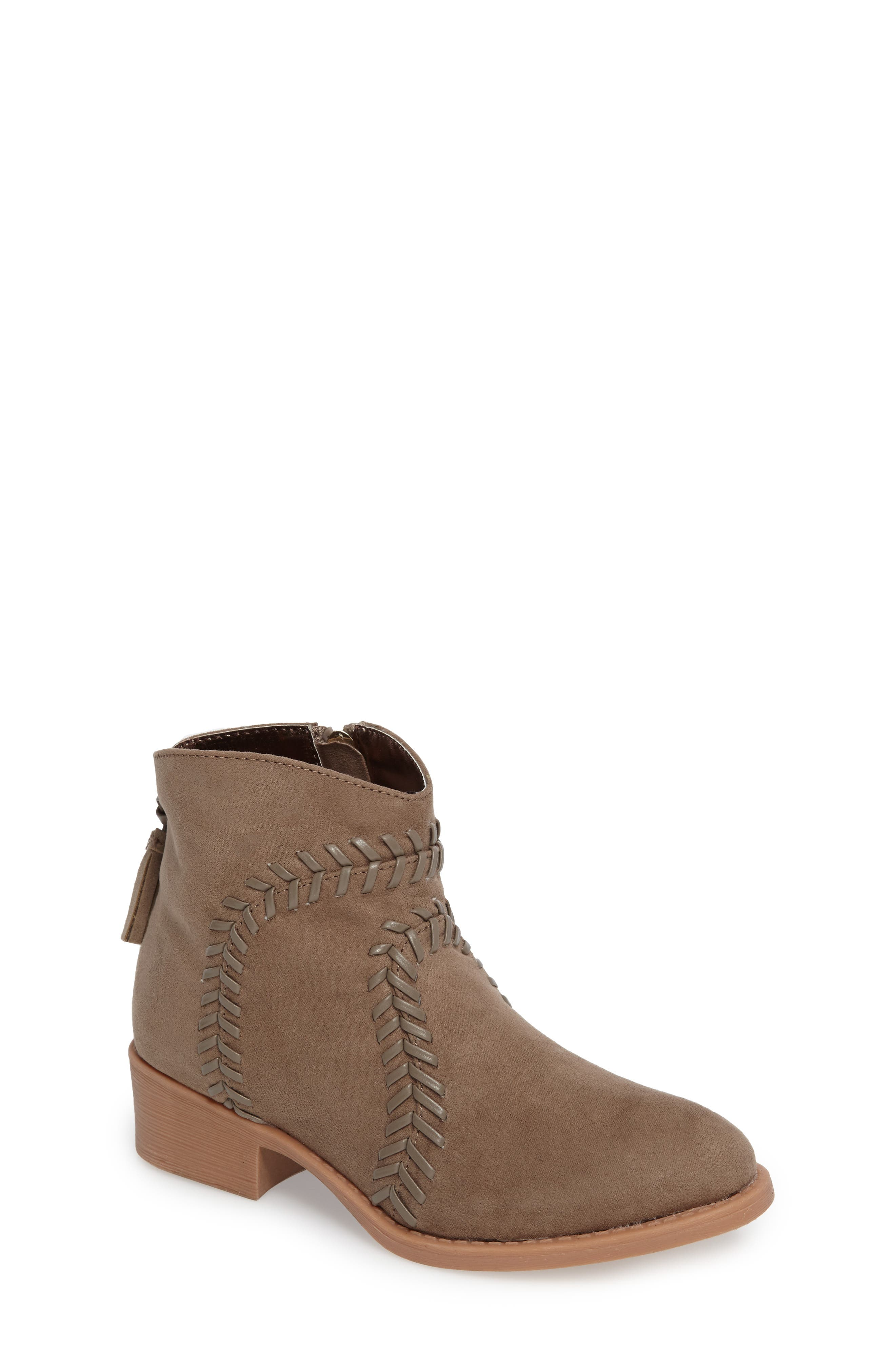 Kenneth Cole New York Downtown Gabby Bootie (Toddler, Little Kid & Big Kid)