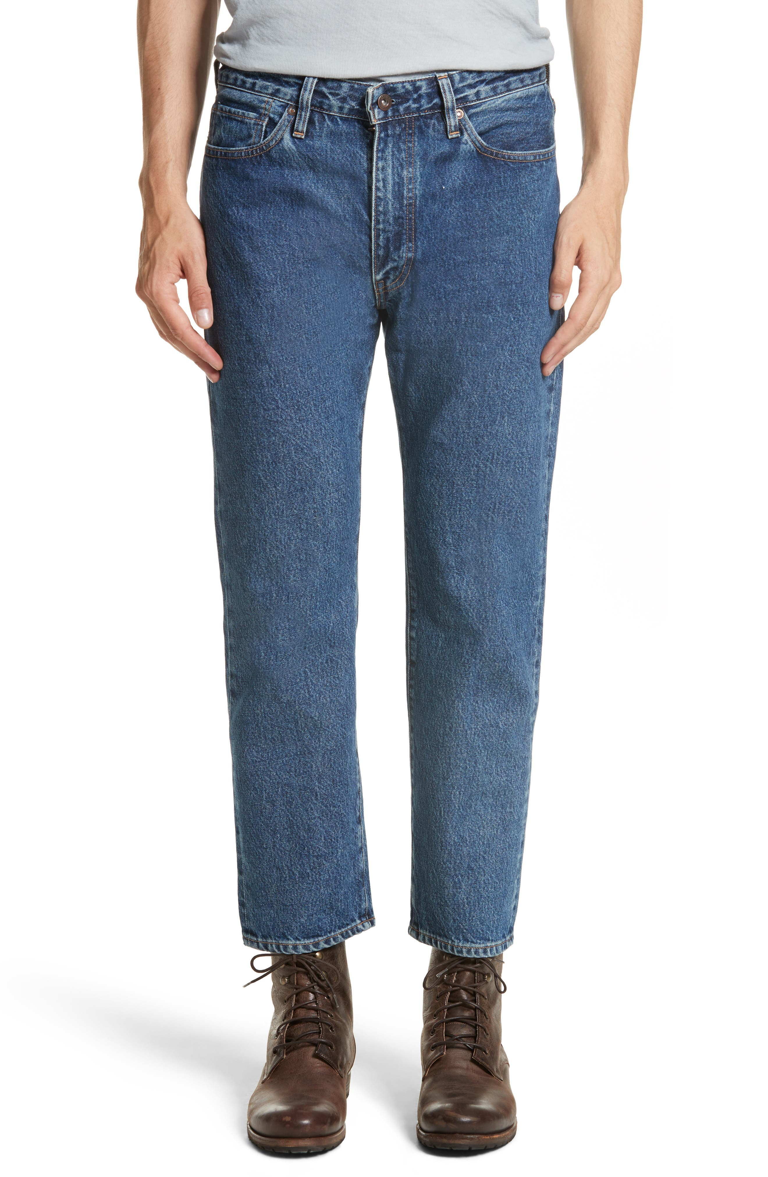 LEVIS<SUP>®</SUP> MADE & CRAFTED<SUP>™</SUP> Rail Crop Jeans