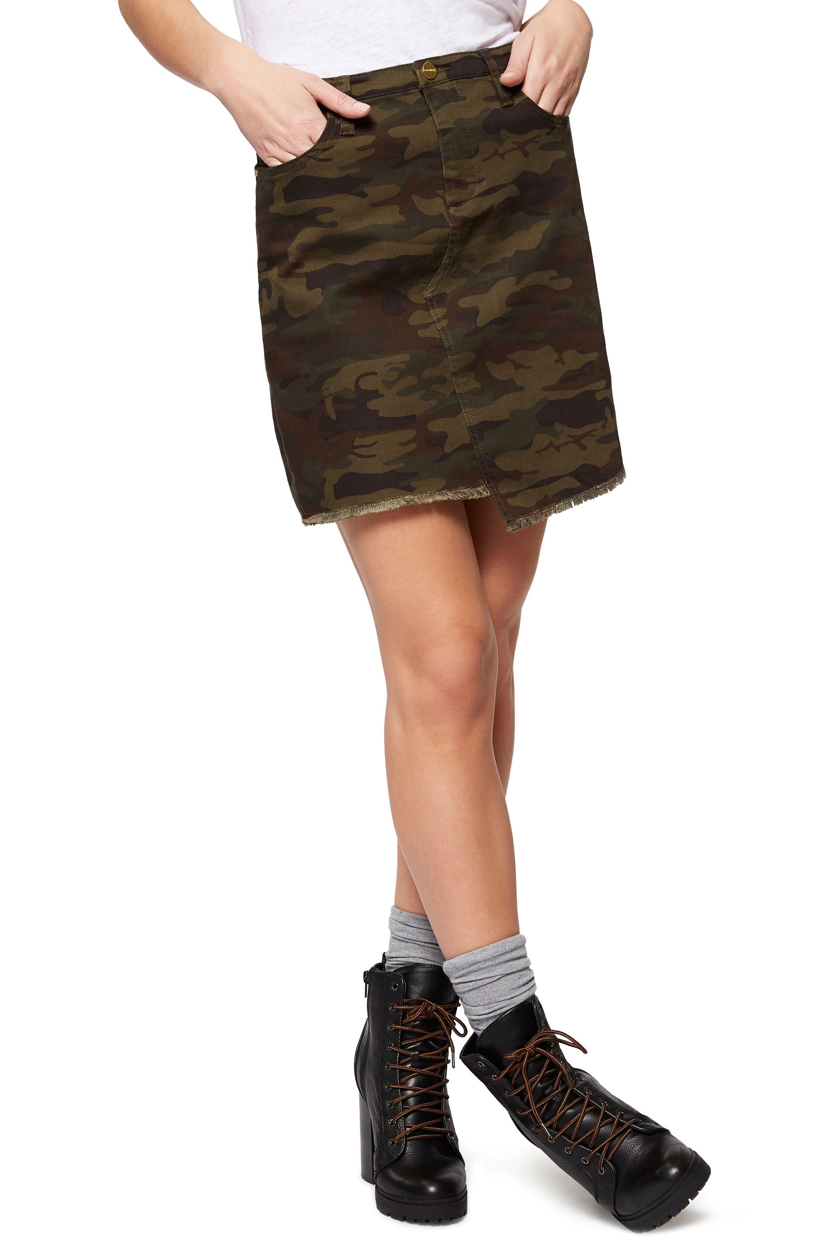 Sanctuary Tattered Dreamer Skirt