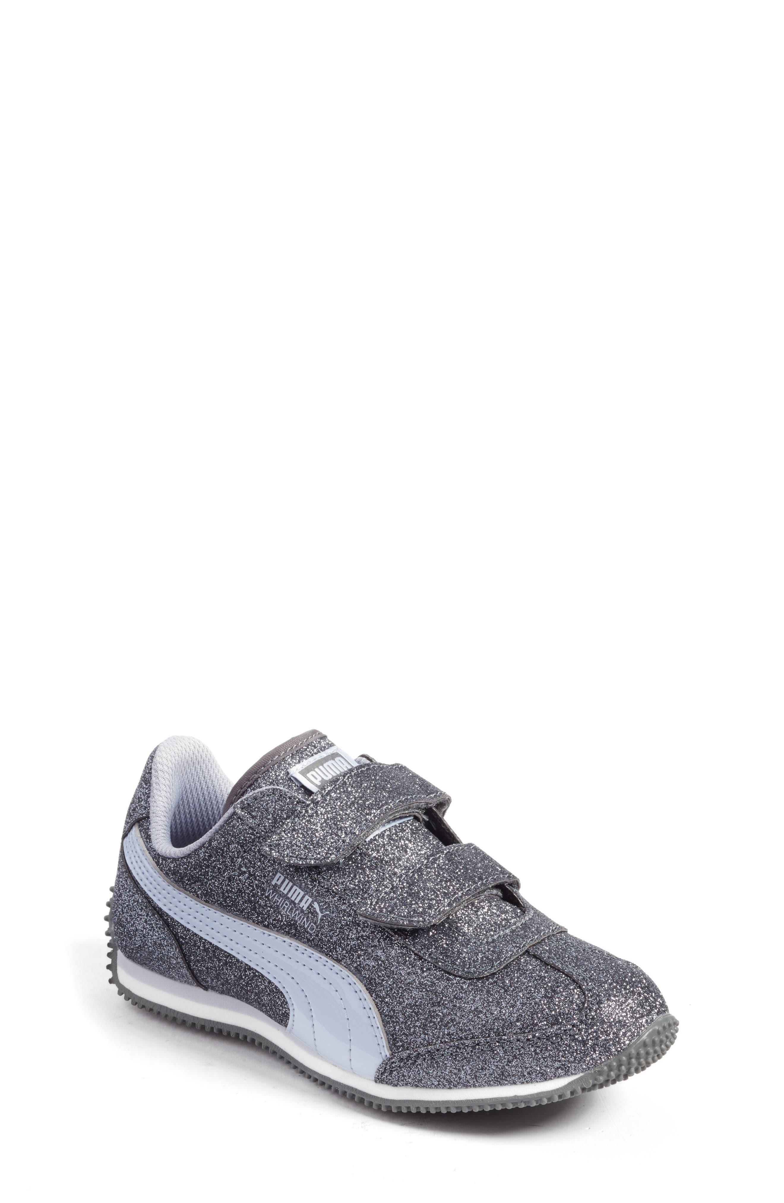 Main Image - PUMA Whirlwind Glitz Sneaker (Baby, Walker & Toddler)
