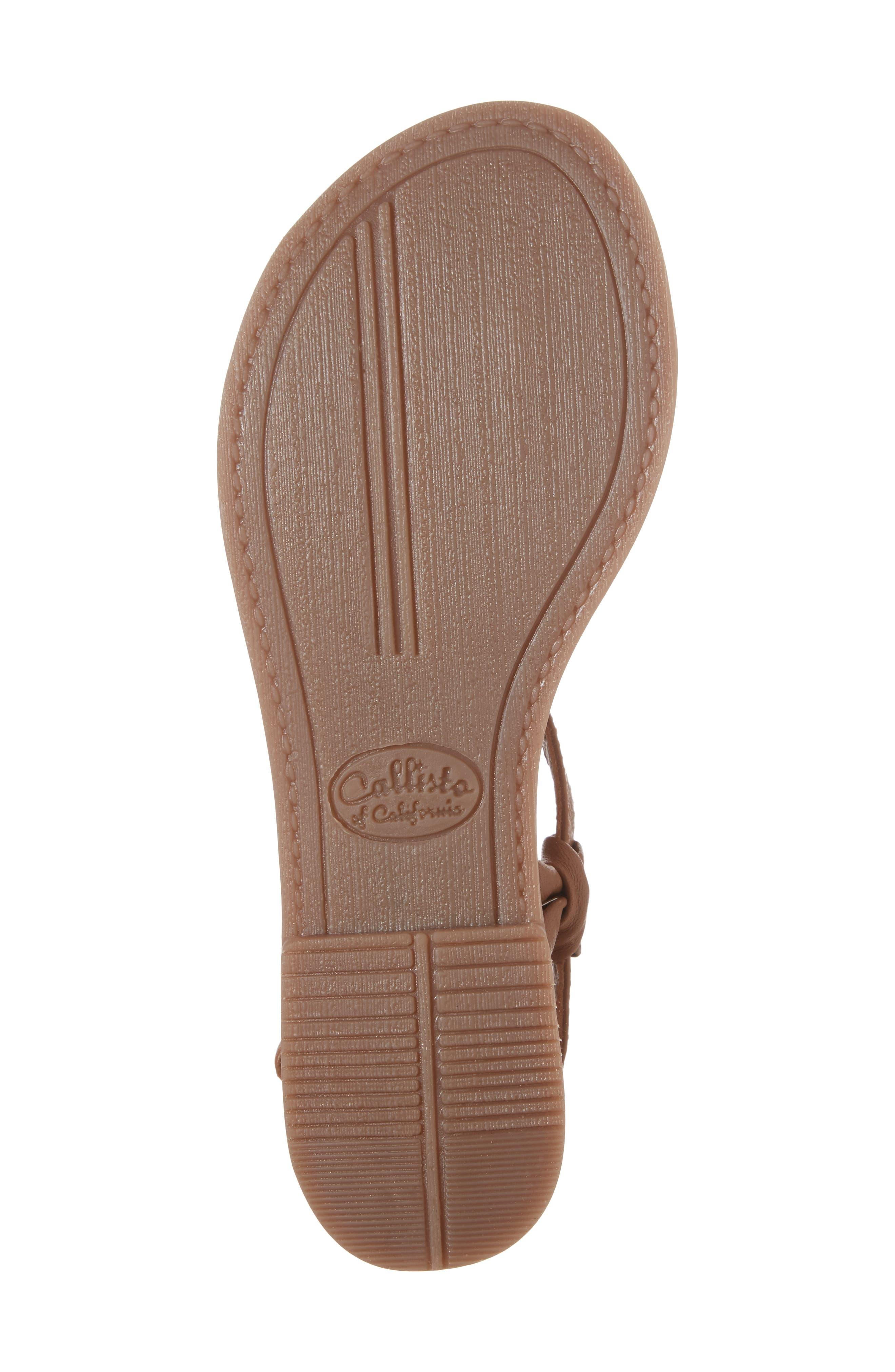 Alternate Image 6  - Callisto Azza T-Strap Sandal (Women)