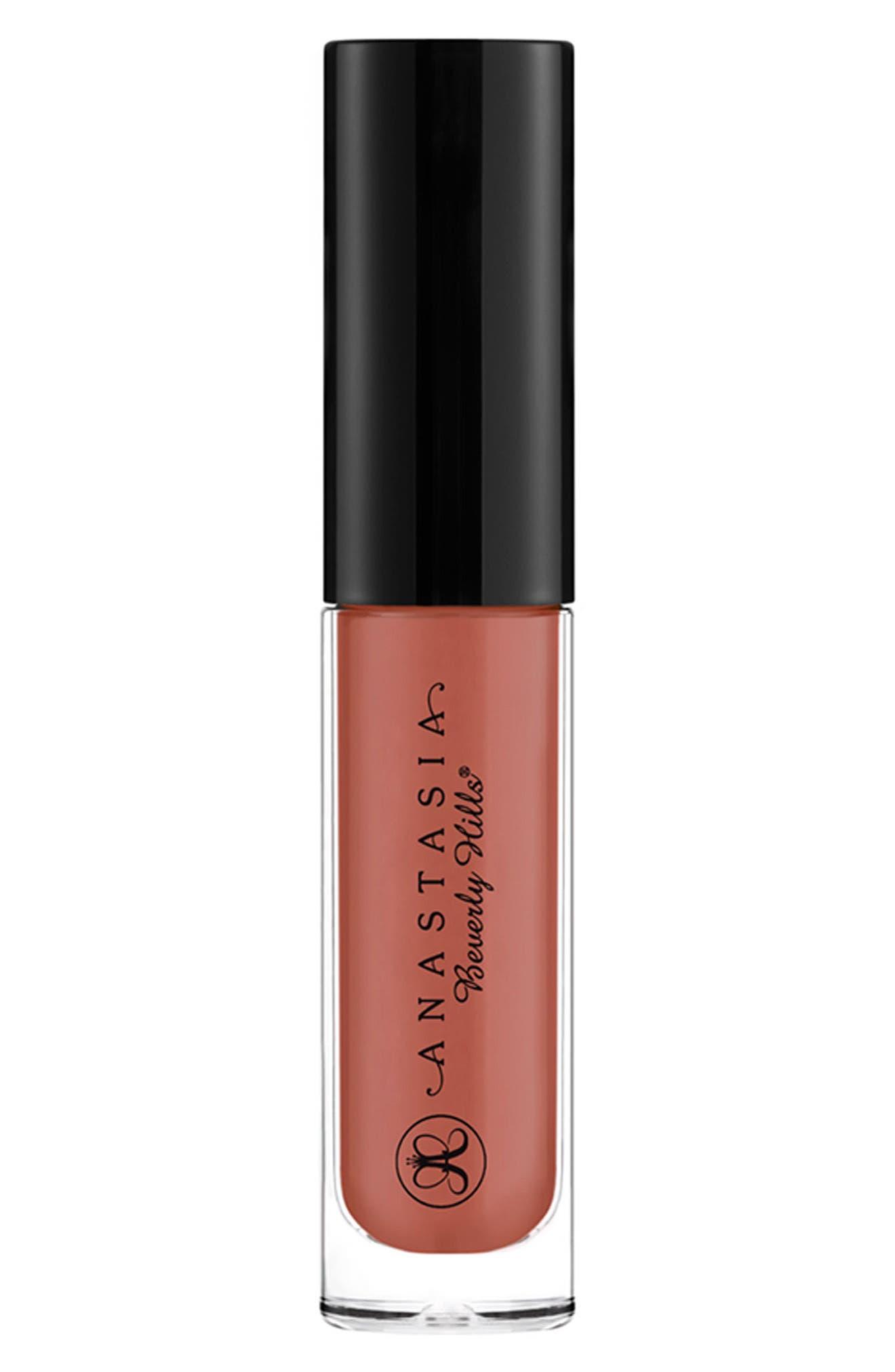 Mini Lip Gloss Set,                             Alternate thumbnail 6, color,                             No Color