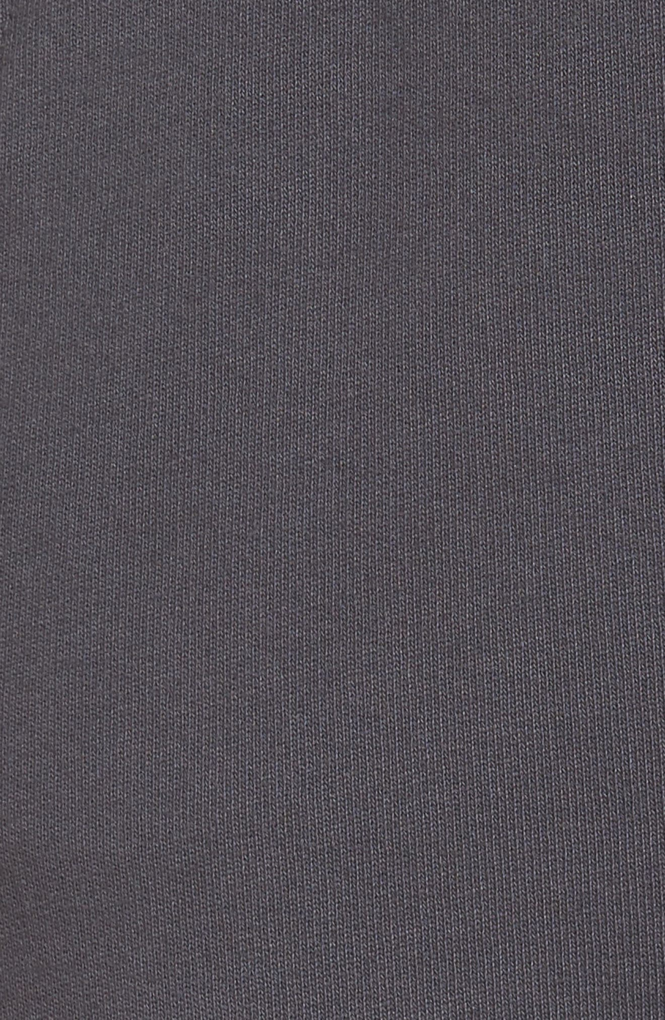 Alternate Image 5  - Frank & Eileen Tee Lab Raw Hem Crop Sweatpants