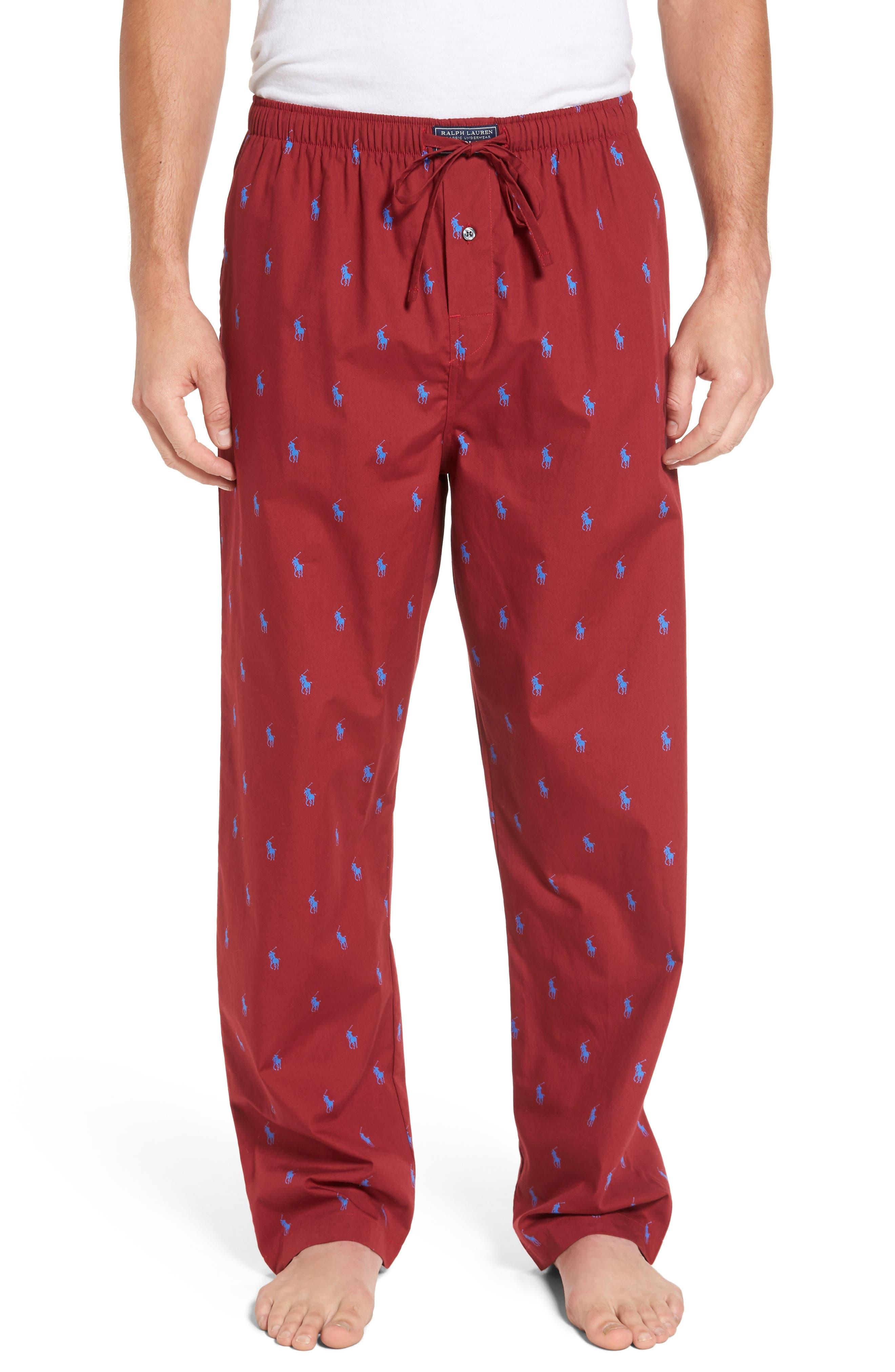 Alternate Image 1 Selected - Polo Ralph Lauren Classic Lounge Pants