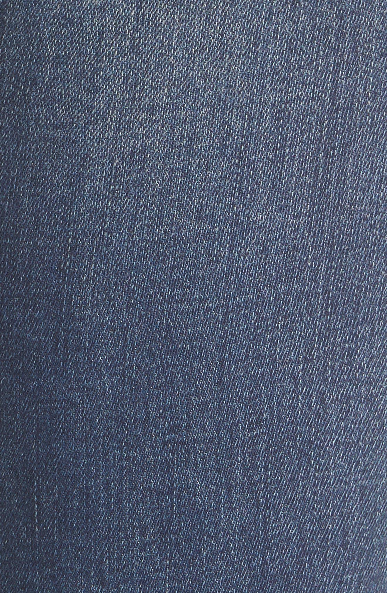 Alternate Image 6  - BLANKNYC Skinny Ankle Jeans