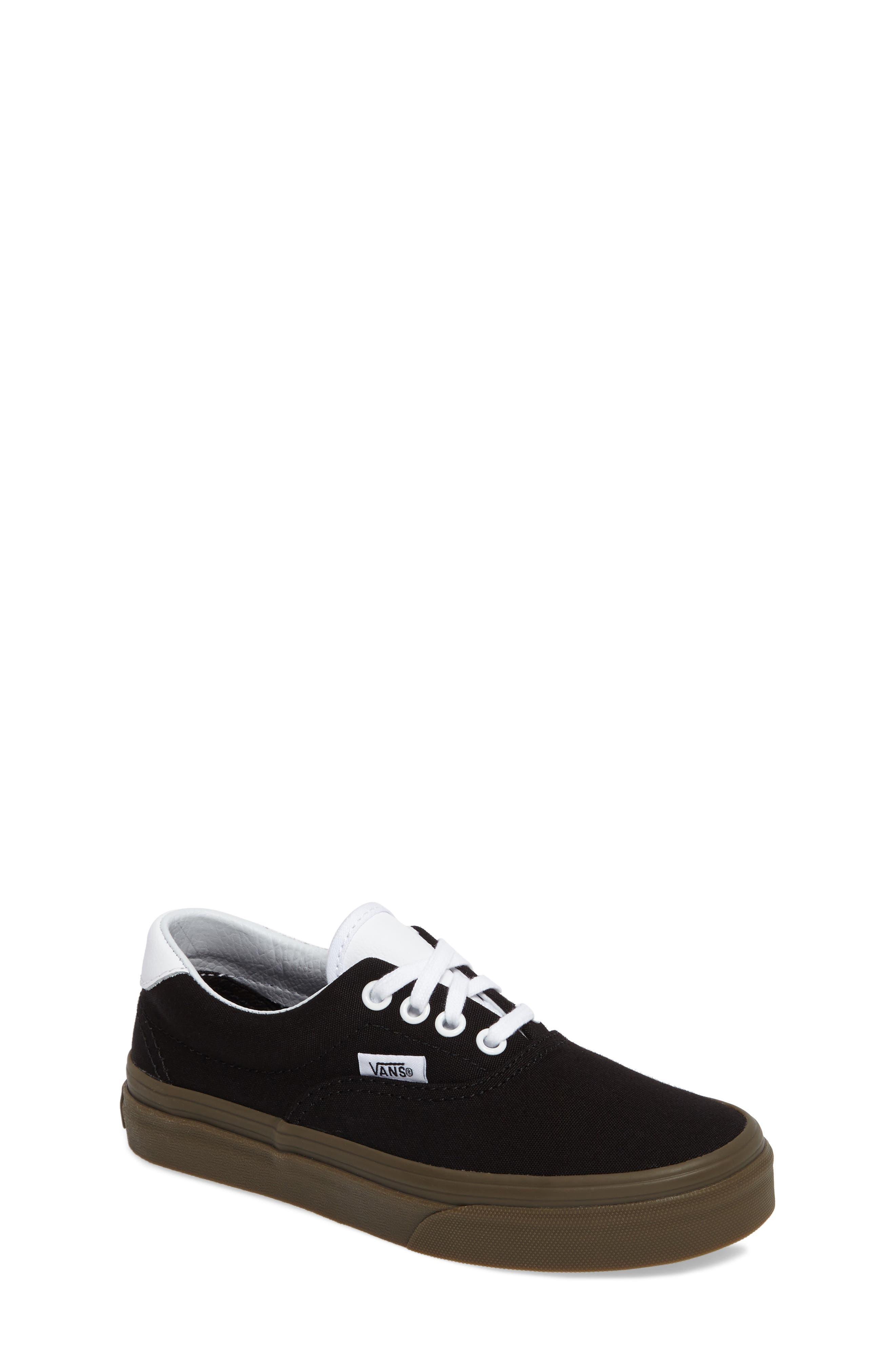 vans shoes for boys. vans era 59 bleacher sneaker (toddler, little kid \u0026 big shoes for boys