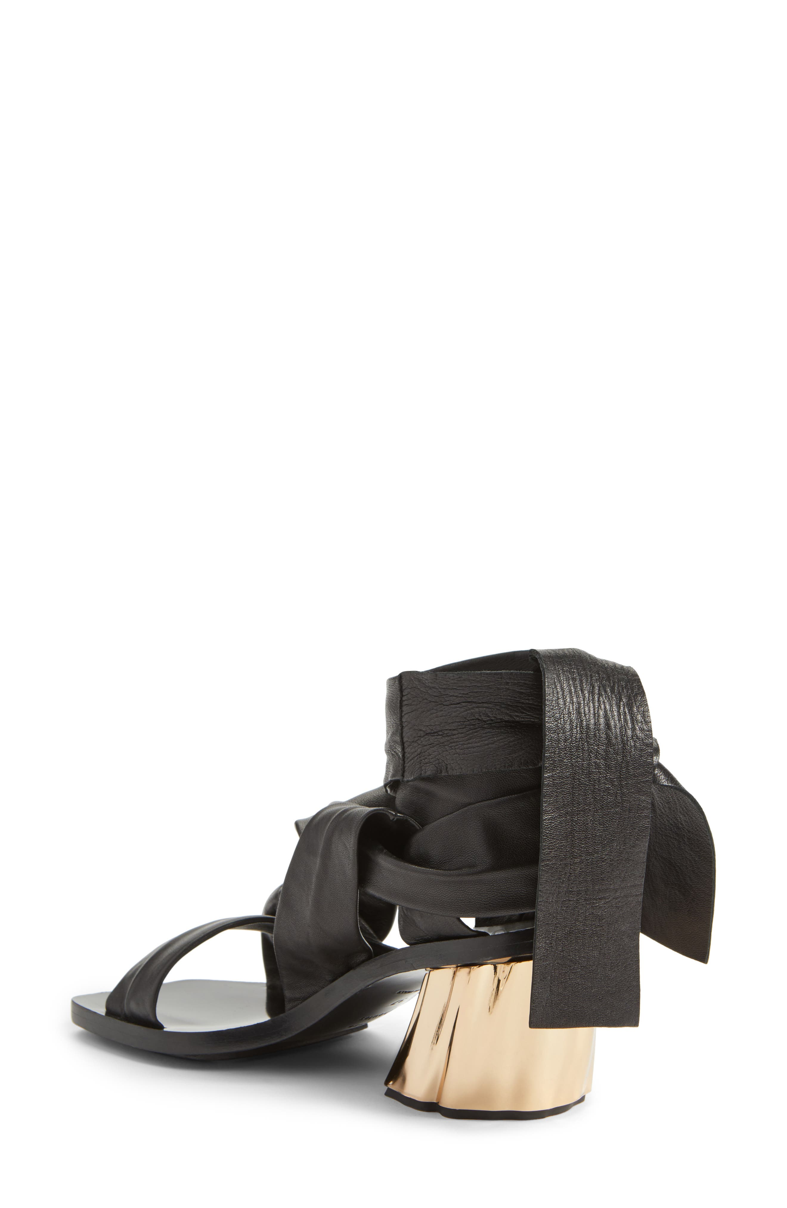 Alternate Image 2  - Proenza Schouler Ankle Wrap Sandal (Women)