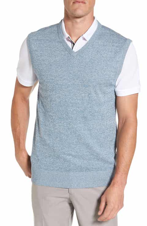 Men's V-Neck Sweaters & Vests | Nordstrom