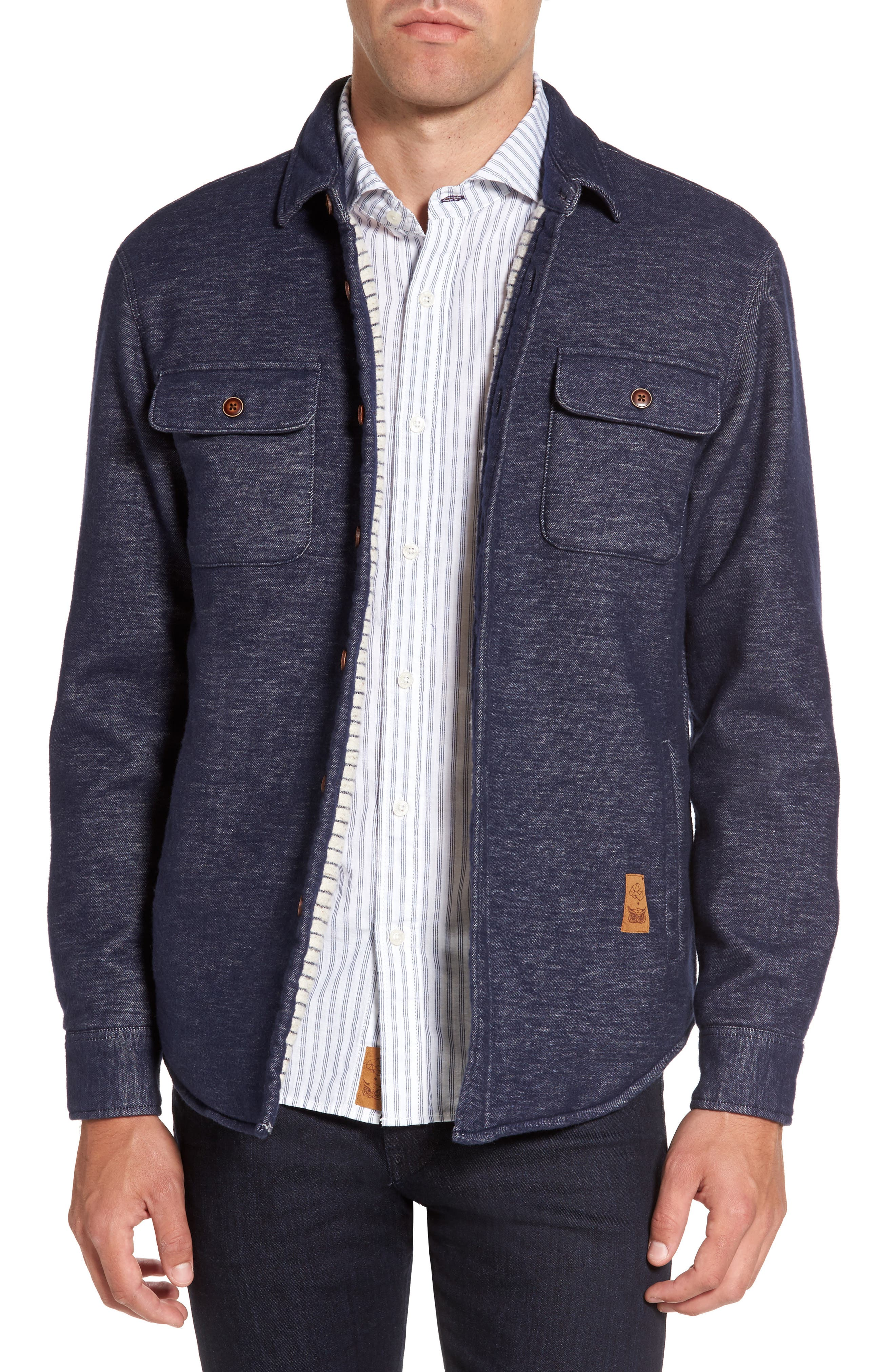 NIFTY GENIUS CPO Shirt Jacket