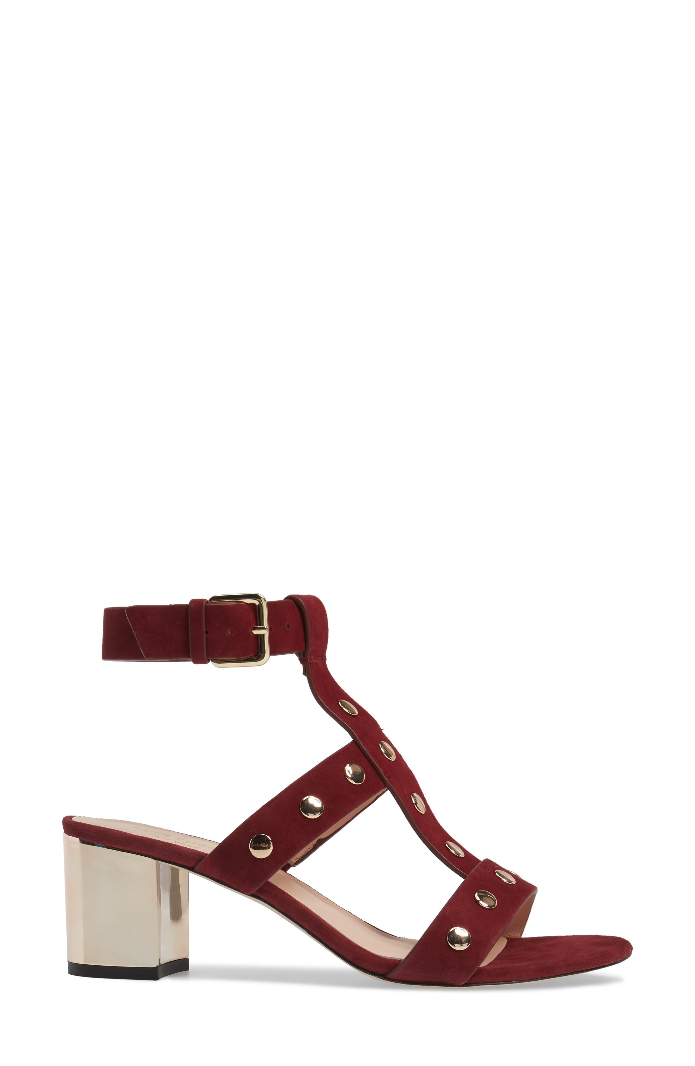 Alternate Image 3  - kate spade new york welby t-strap sandal (Women)