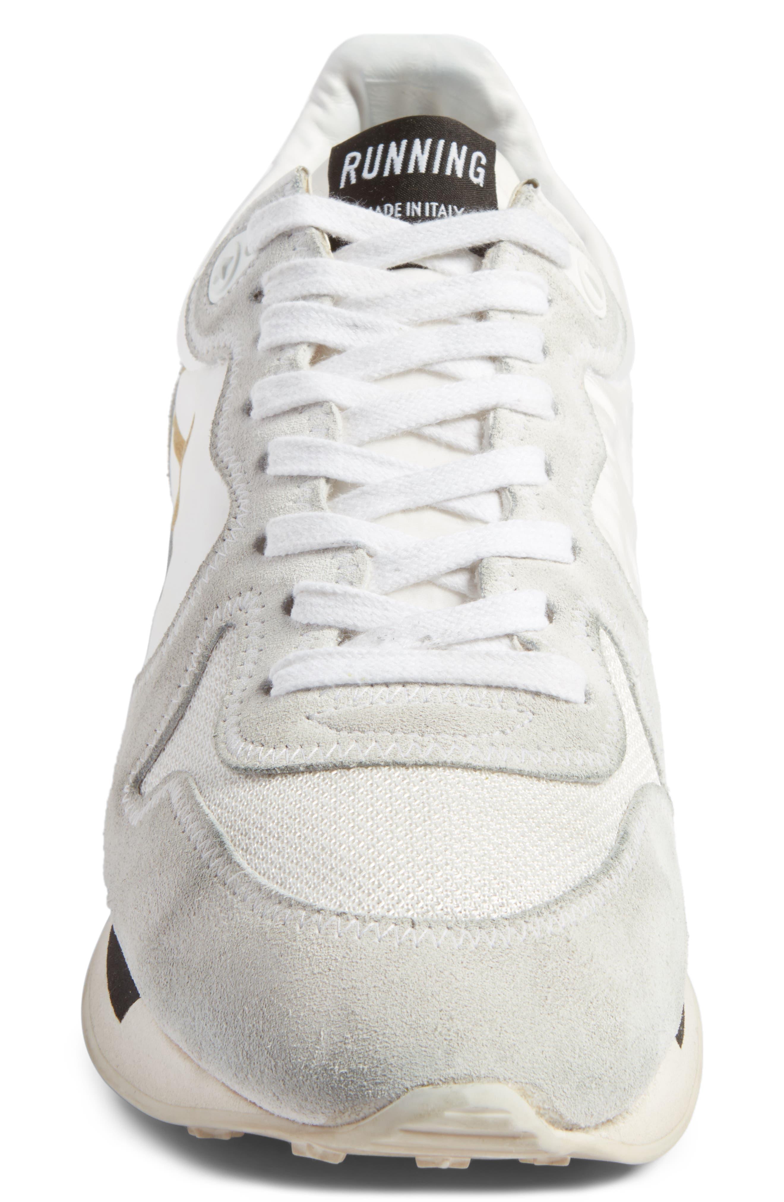 Alternate Image 4  - Golden Goose Running Trainer Sneaker (Women)