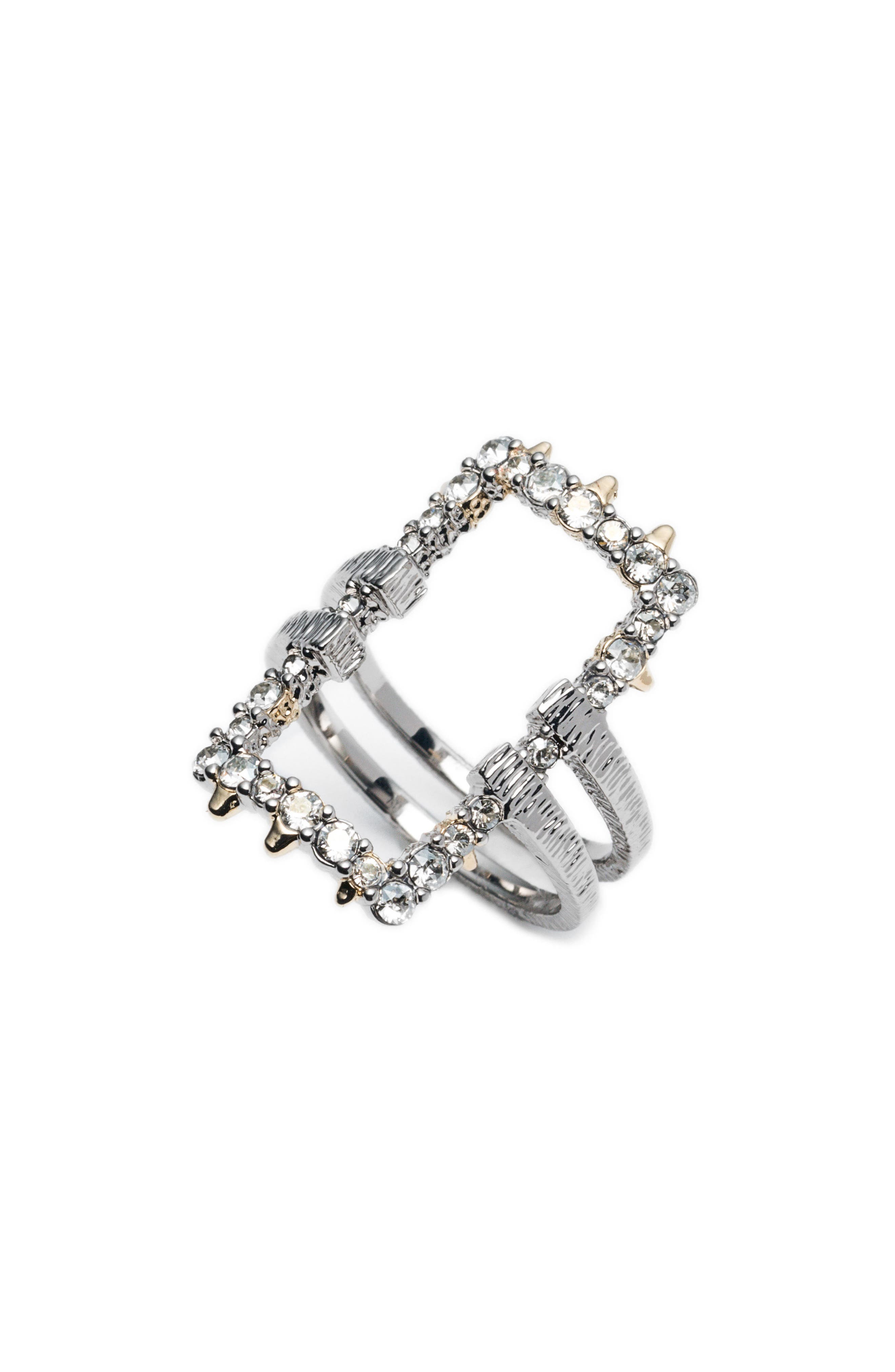 Alternate Image 2  - Alexis Bittar Elements Crystal Encrusted Ring
