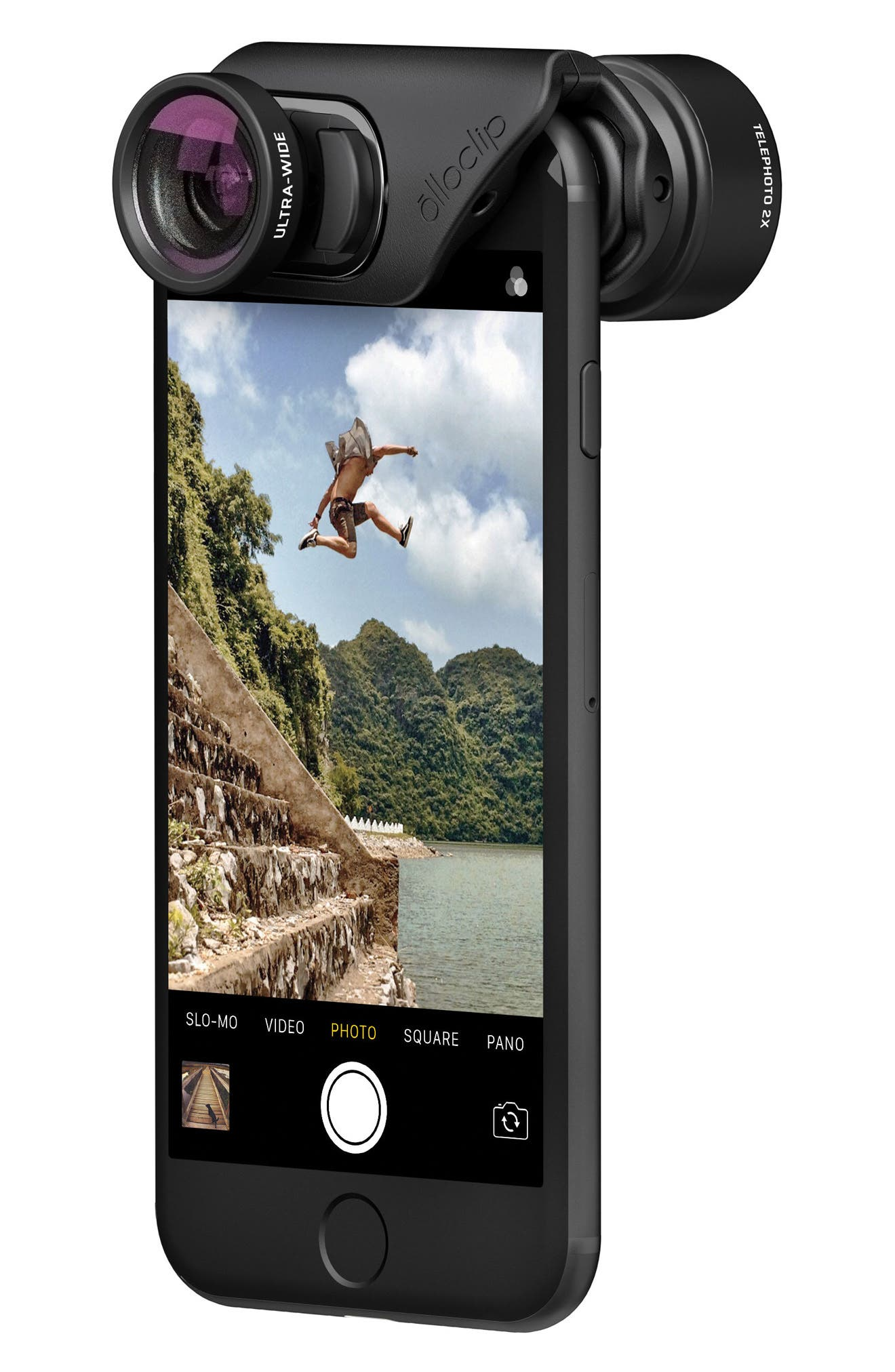 olloclip Active iPhone 7/7 Plus Lens Set