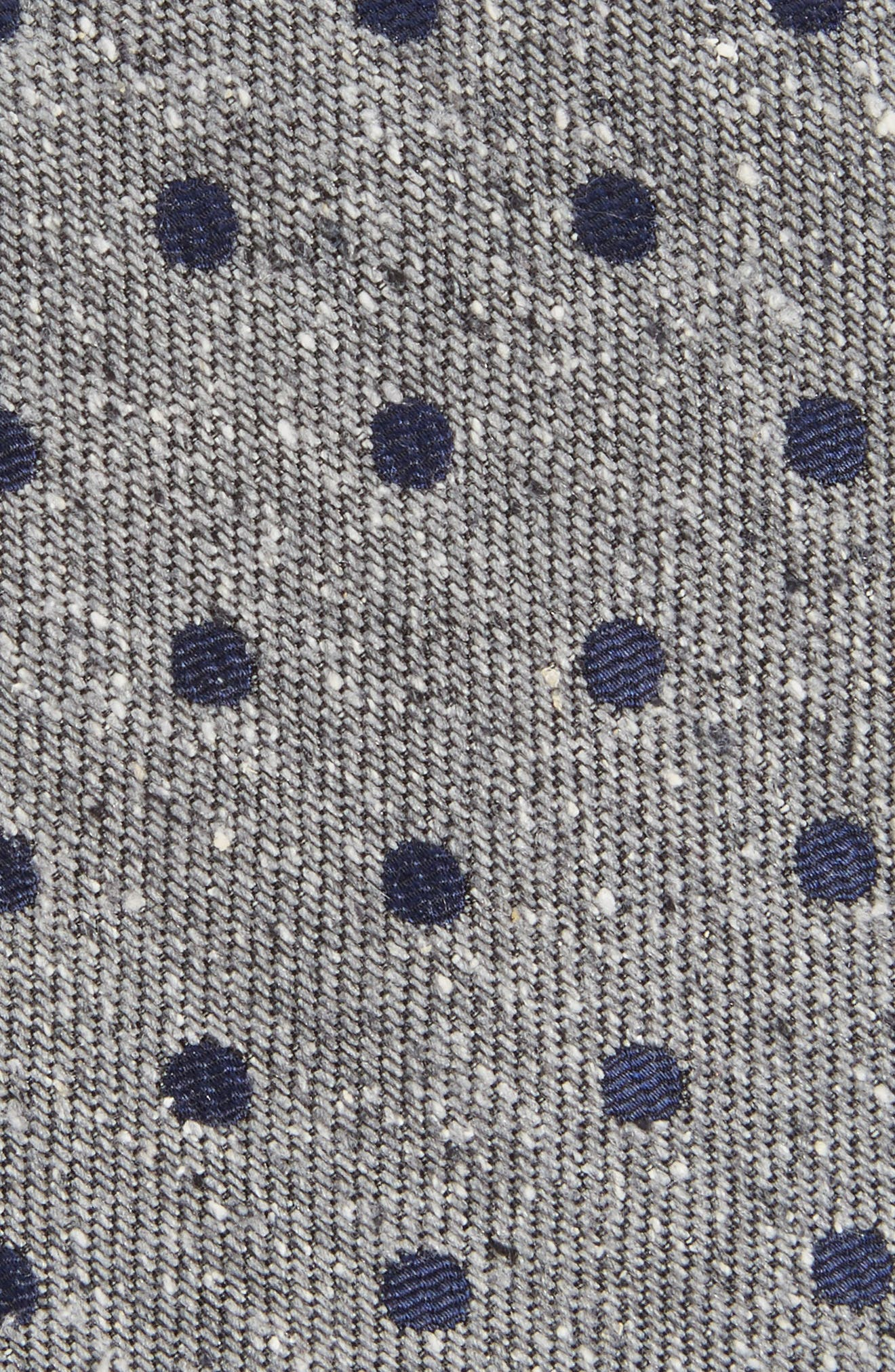Alternate Image 2  - The Tie Bar Revolve Dots Silk Tie