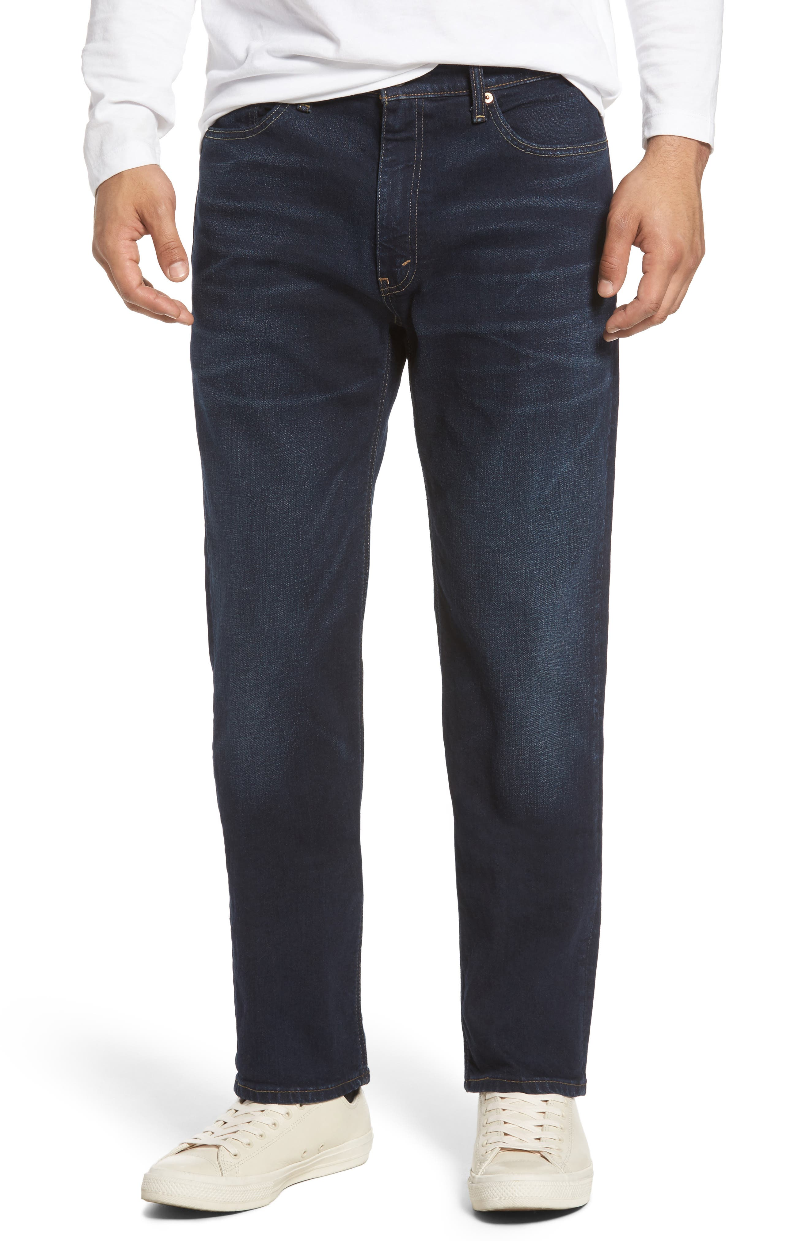 Main Image - Levi's® 541™ Athletic Straight Leg Jeans (King Blue)