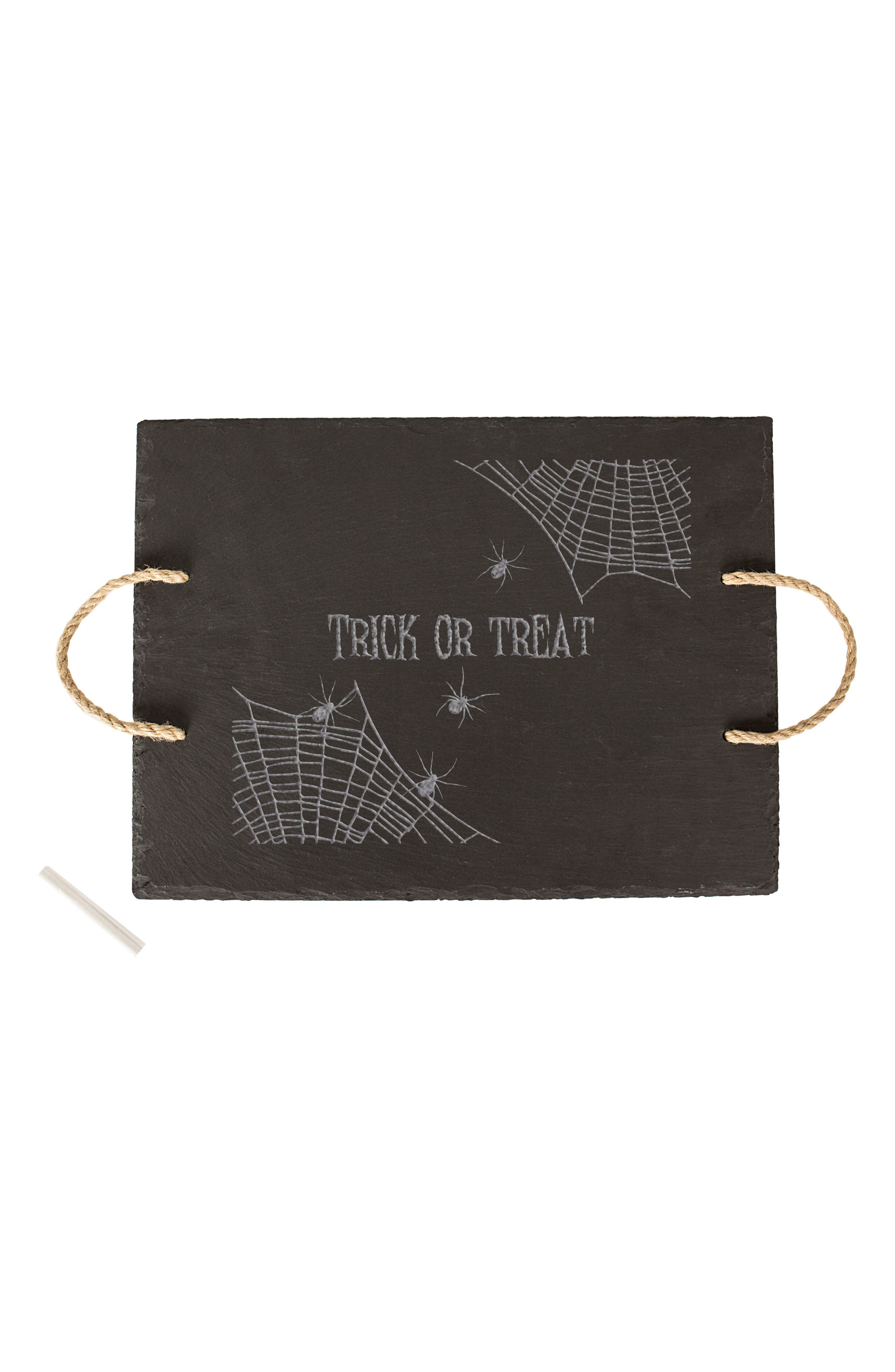 Cathy's Concepts Trick or Treat Slate Tray