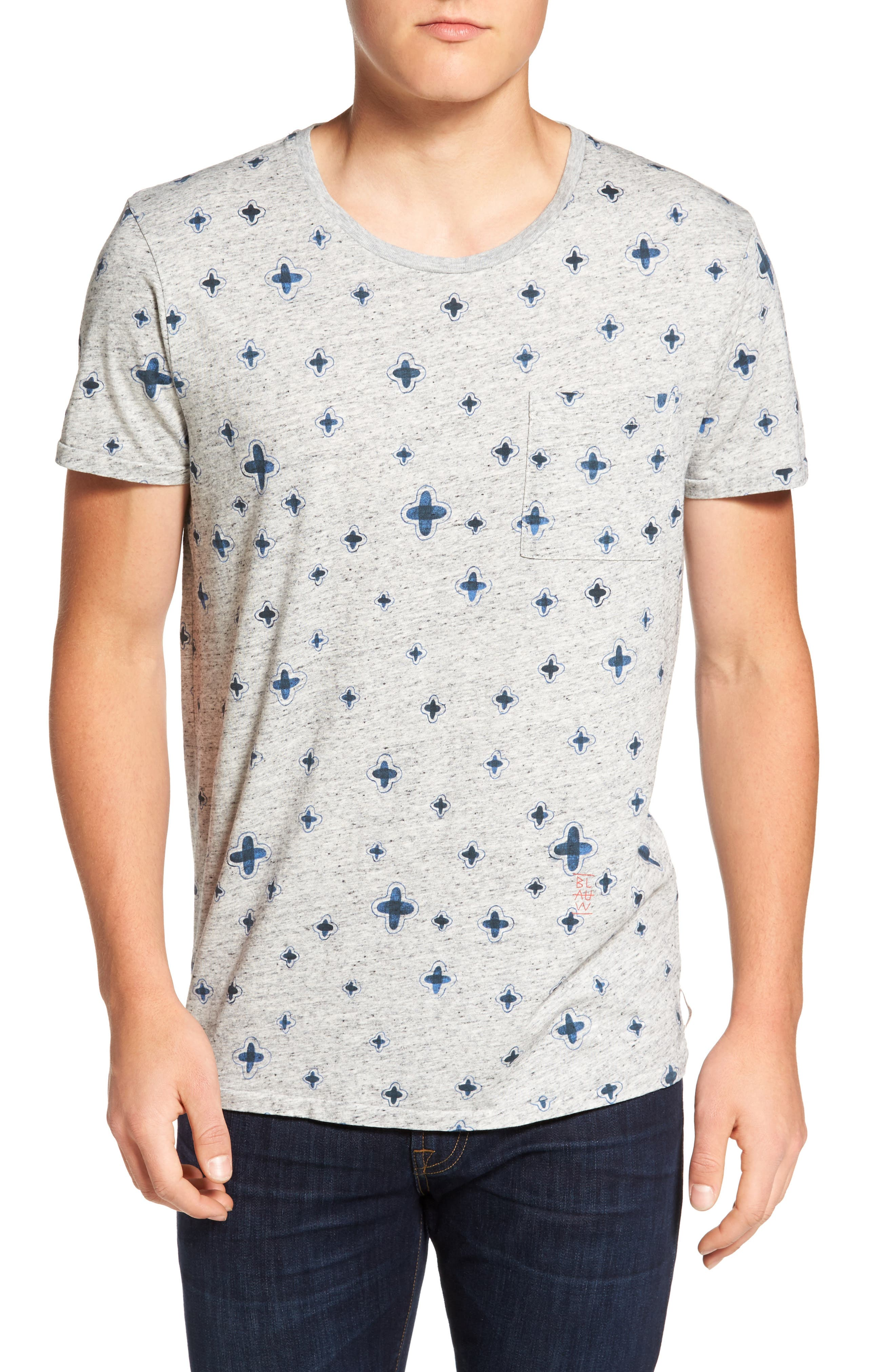 Main Image - Scotch & Soda AMS T-Shirt