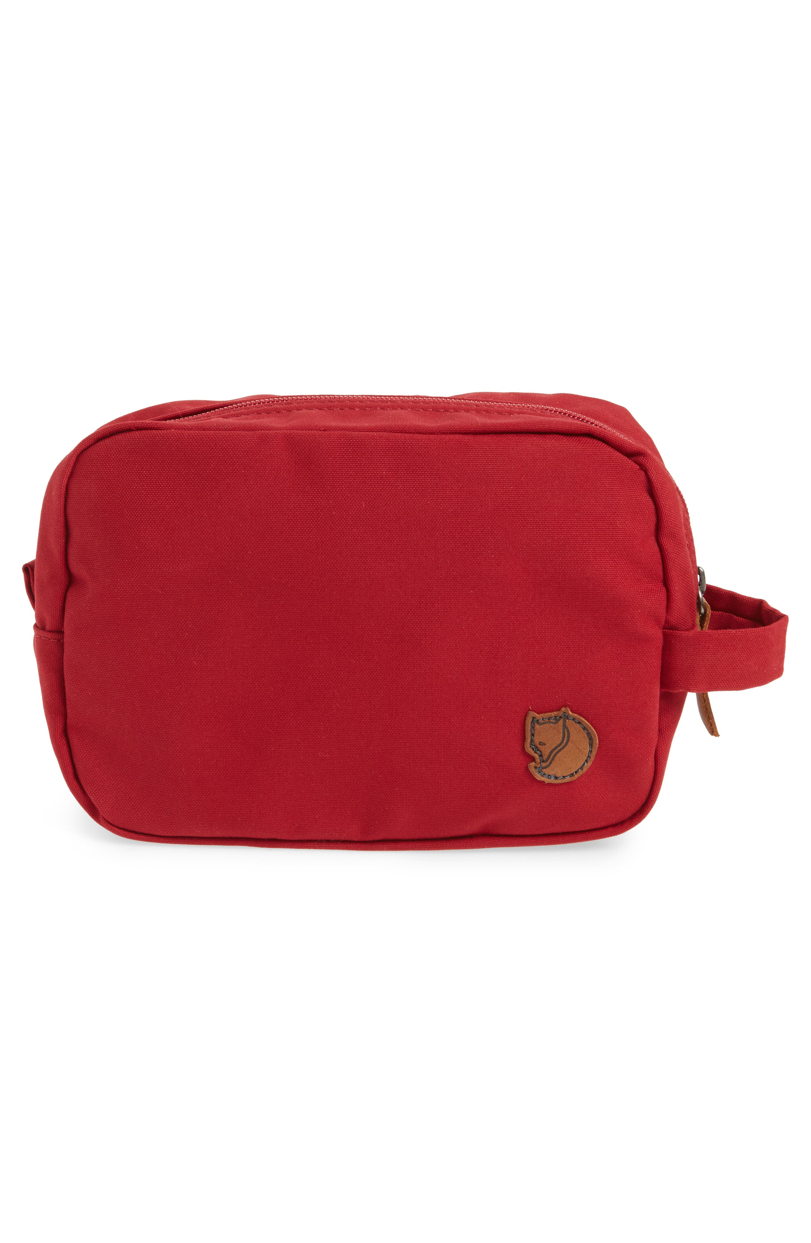 Water Resistant Gear Bag Pouch,                             Main thumbnail 1, color,                             Redwood