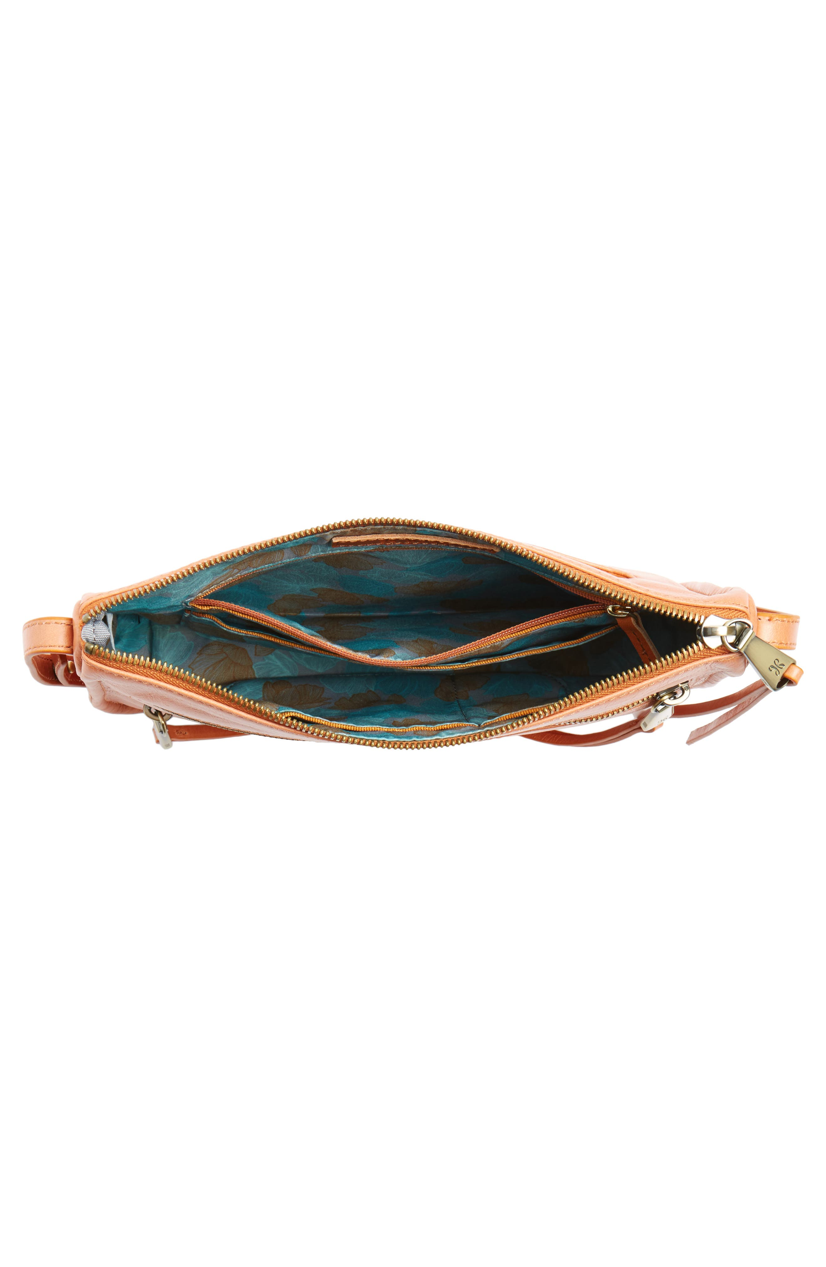 Alternate Image 3  - Hobo Mission Leather Crossbody Bag