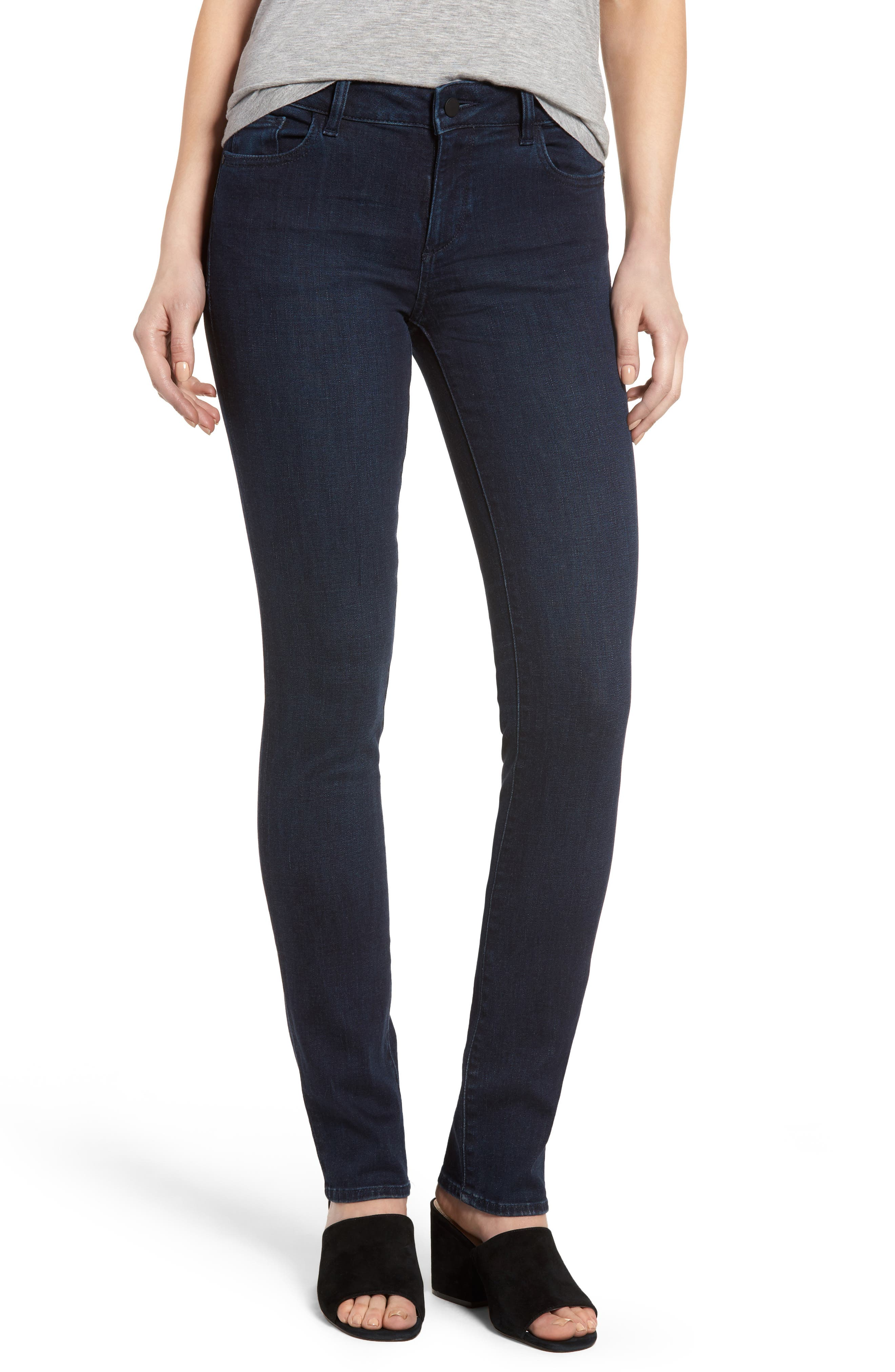 DL1961 Mara Instasculpt Straight Leg Jeans (Yuma)