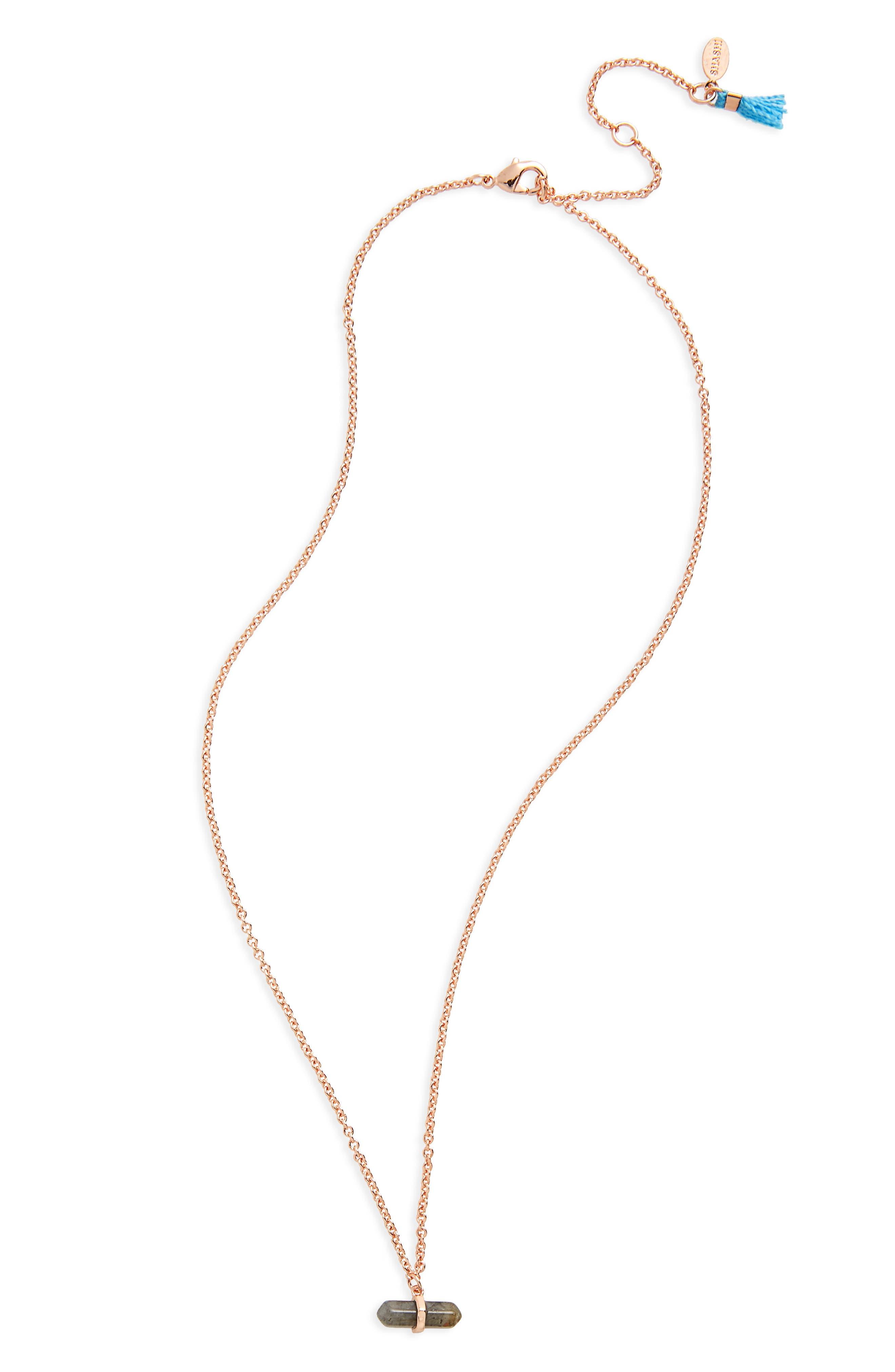 Shashi Celestina Pendant Necklace