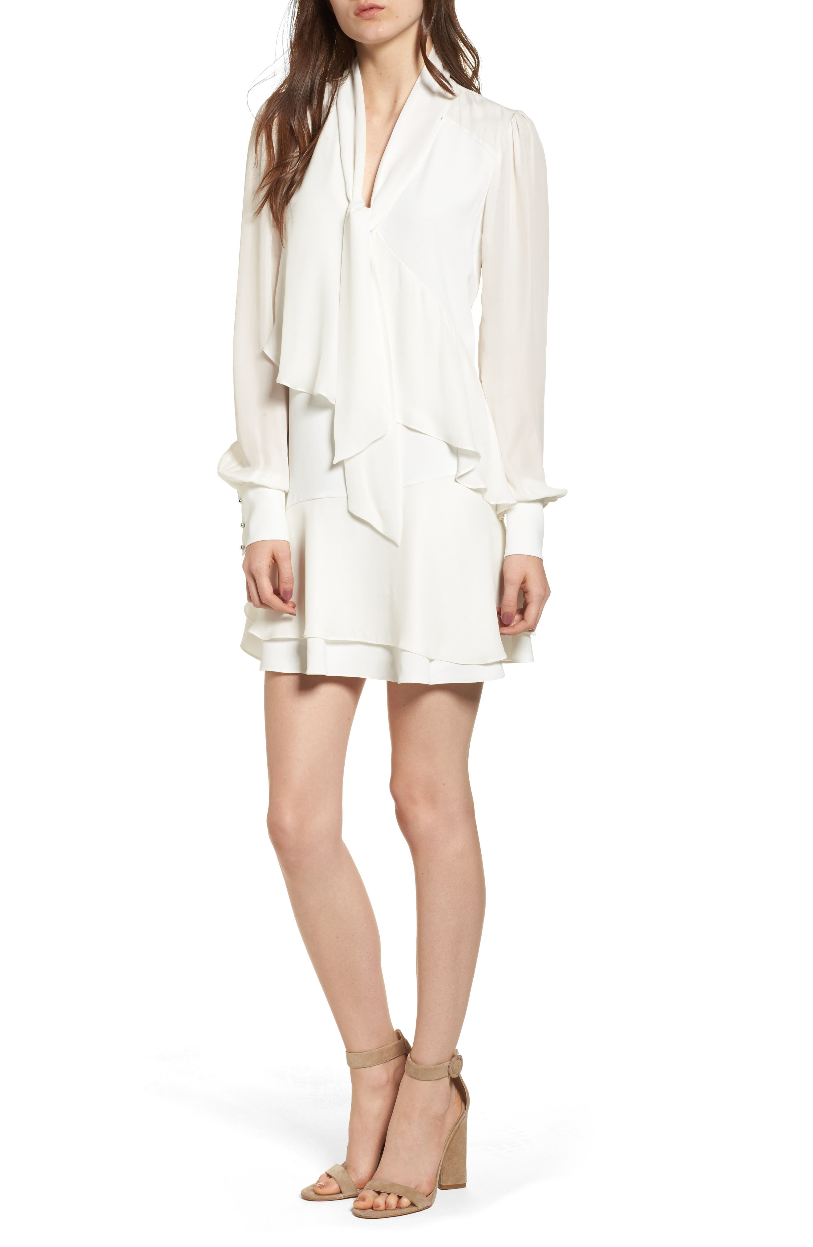 Parker Kenji Shirtdress