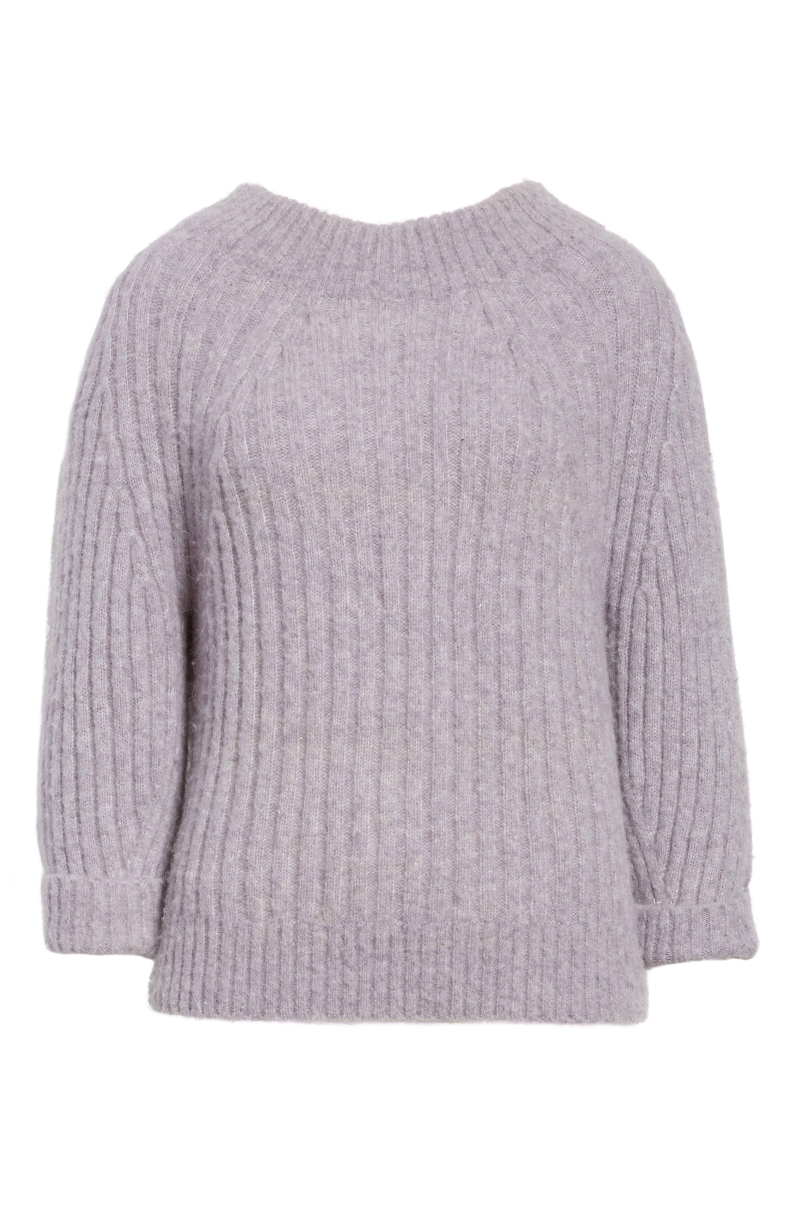 Alternate Image 6  - 3.1 Phillip Lim Rib Knit Sweater