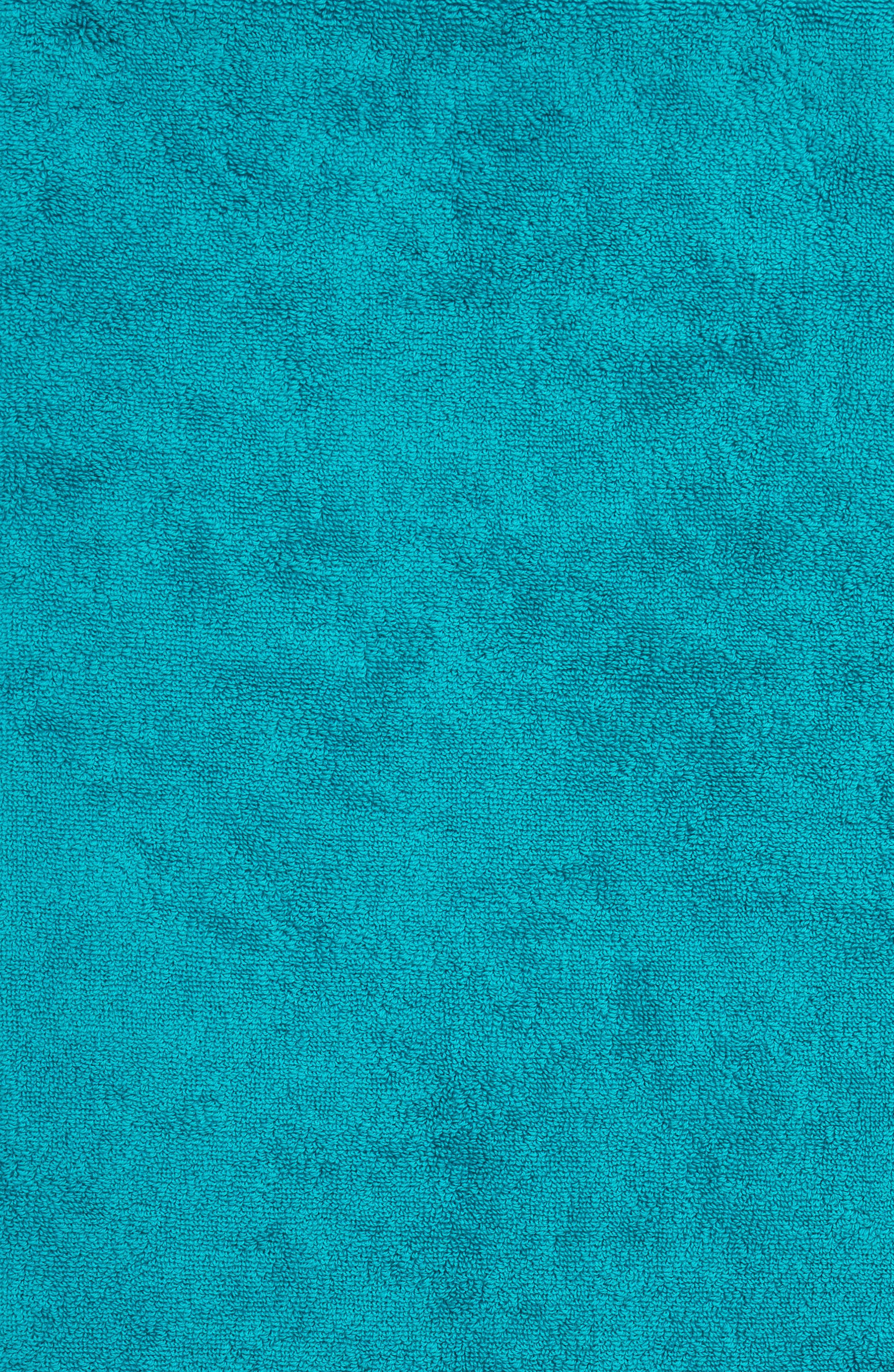 'chattam stripe' bath towel,                             Alternate thumbnail 2, color,                             Caribe