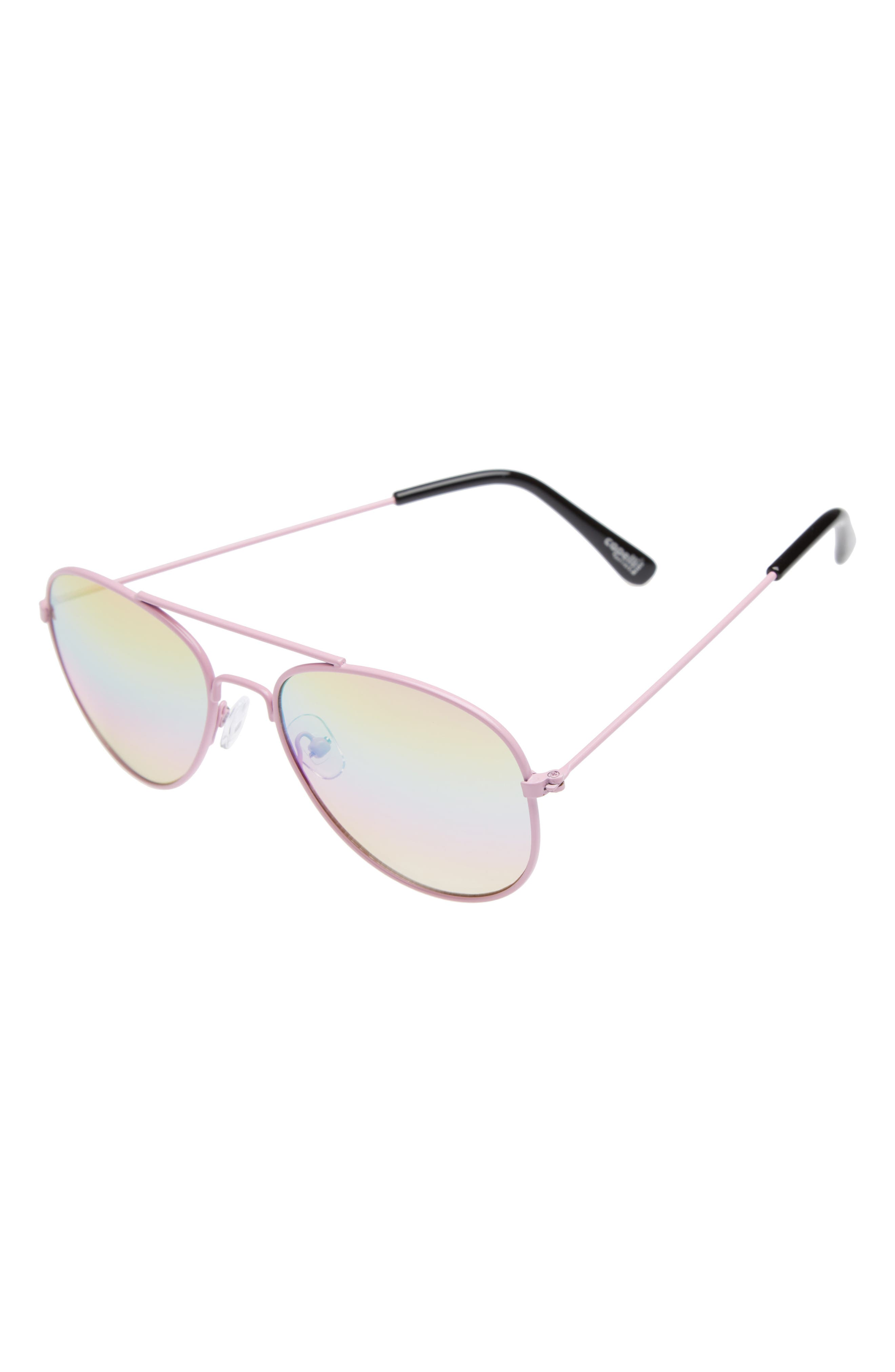 CAPELLI OF NEW YORK Aviator Sunglasses