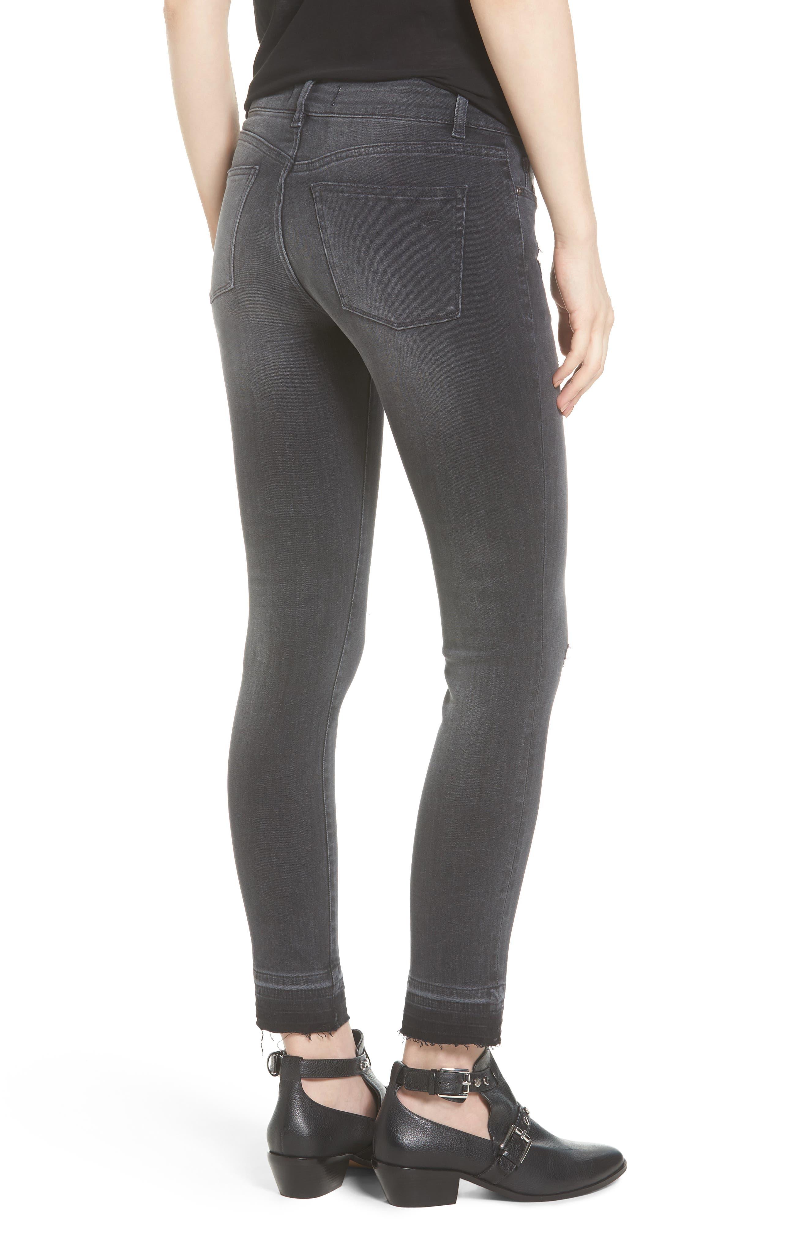 Alternate Image 2  - DL1961 Emma Power Legging Jeans (Seneca)
